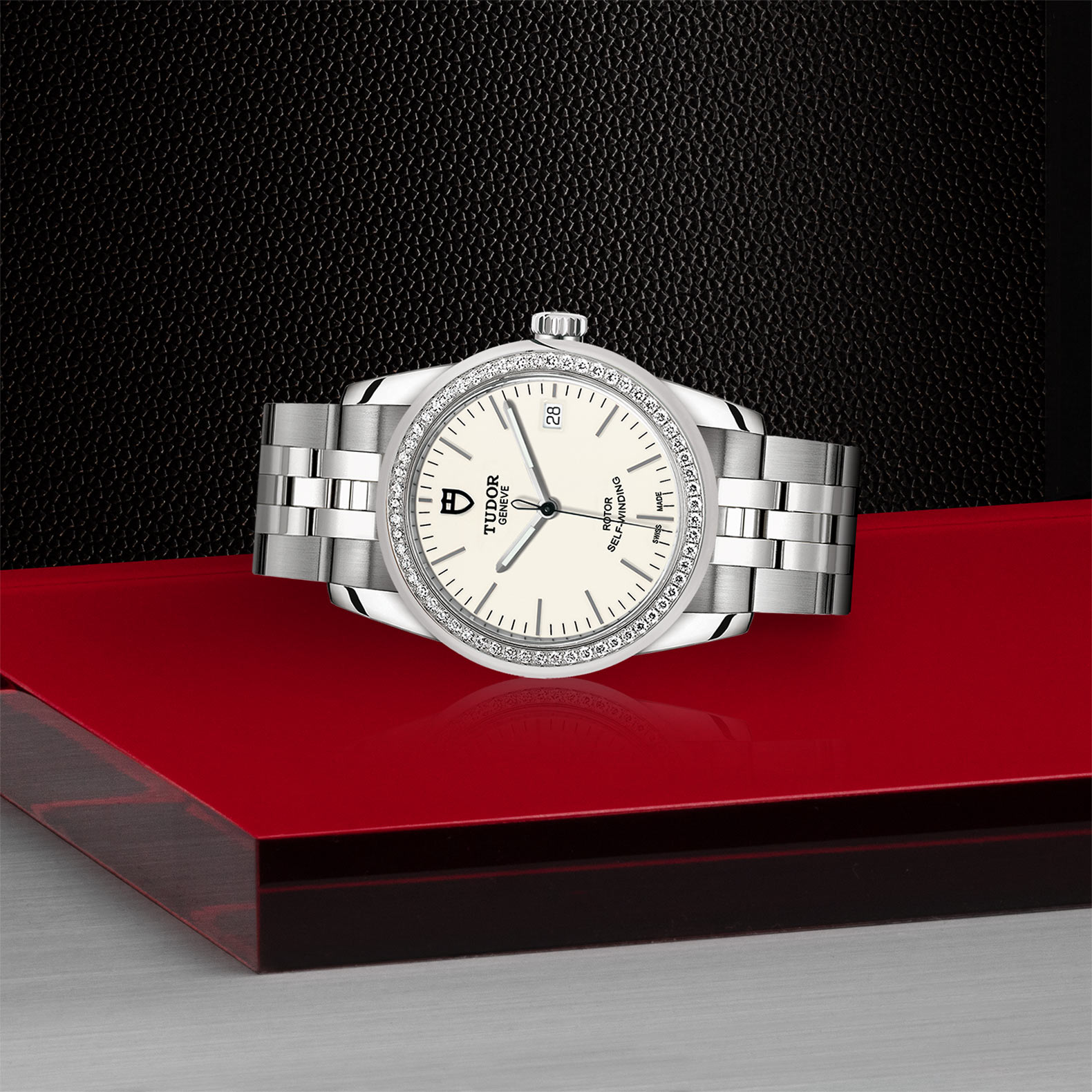 TUDOR Glamour Date - M55020-0095