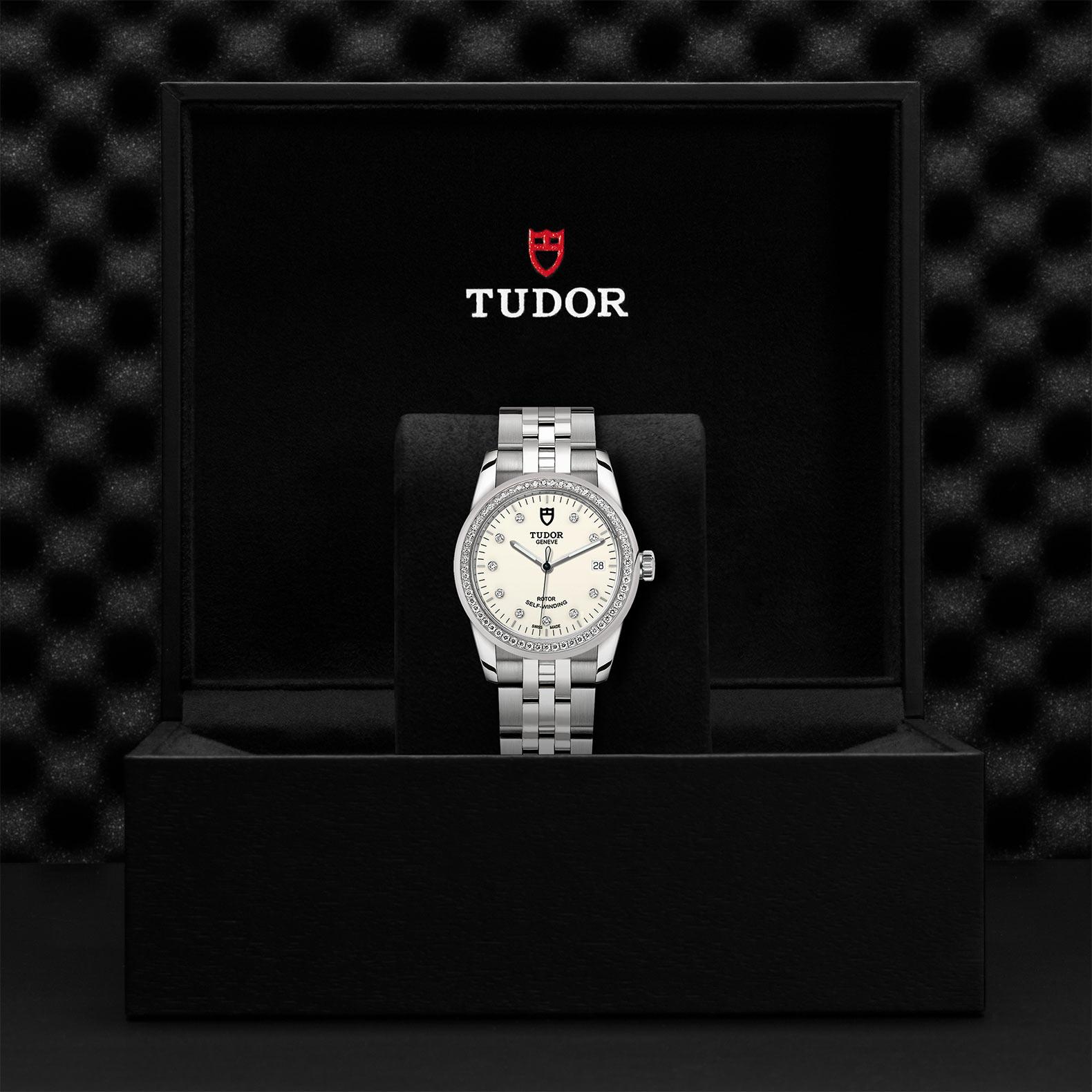 TUDOR Glamour Date - M55020-0096