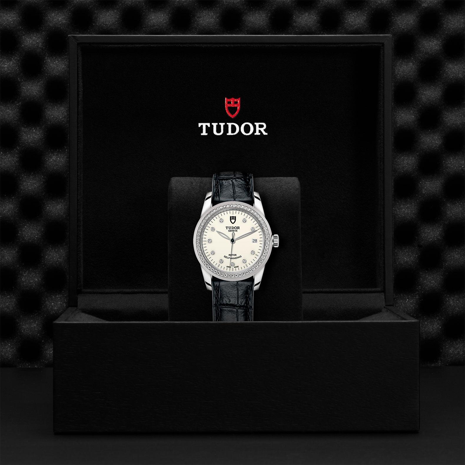 TUDOR Glamour Date - M55020-0108