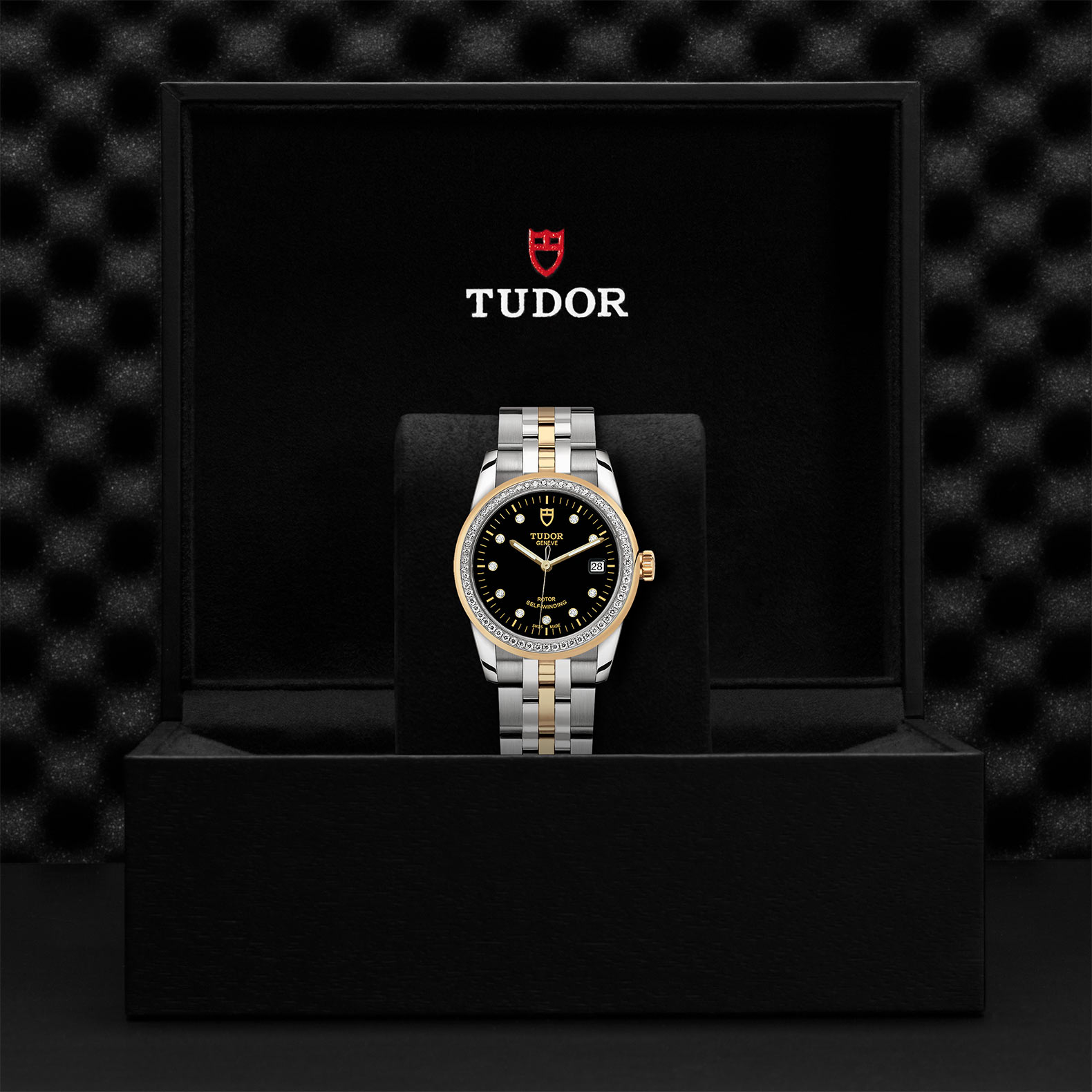 TUDOR Glamour Date - M55023-0022