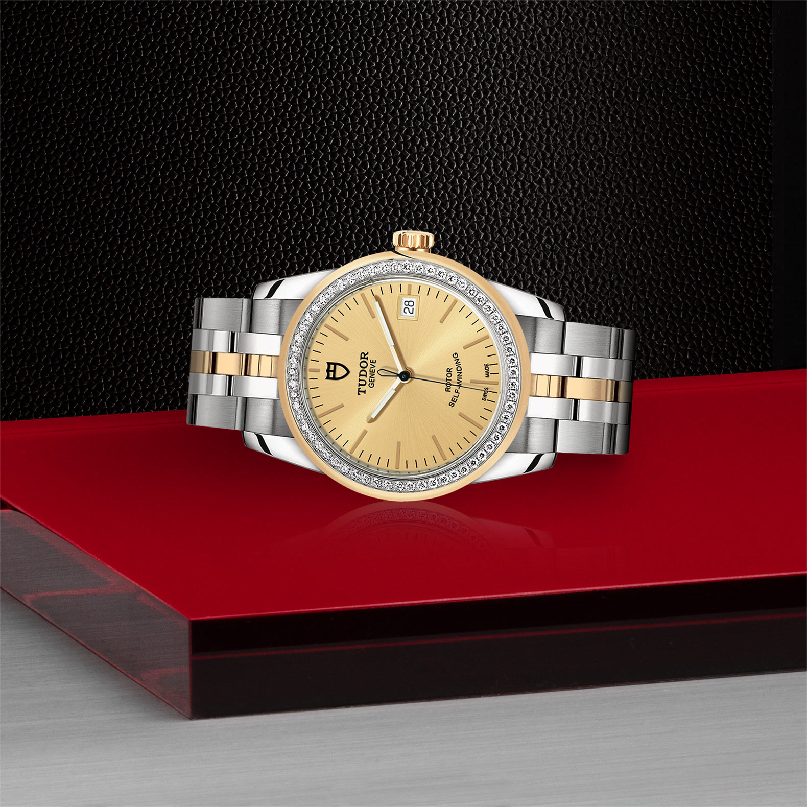TUDOR Glamour Date - M55023-0025
