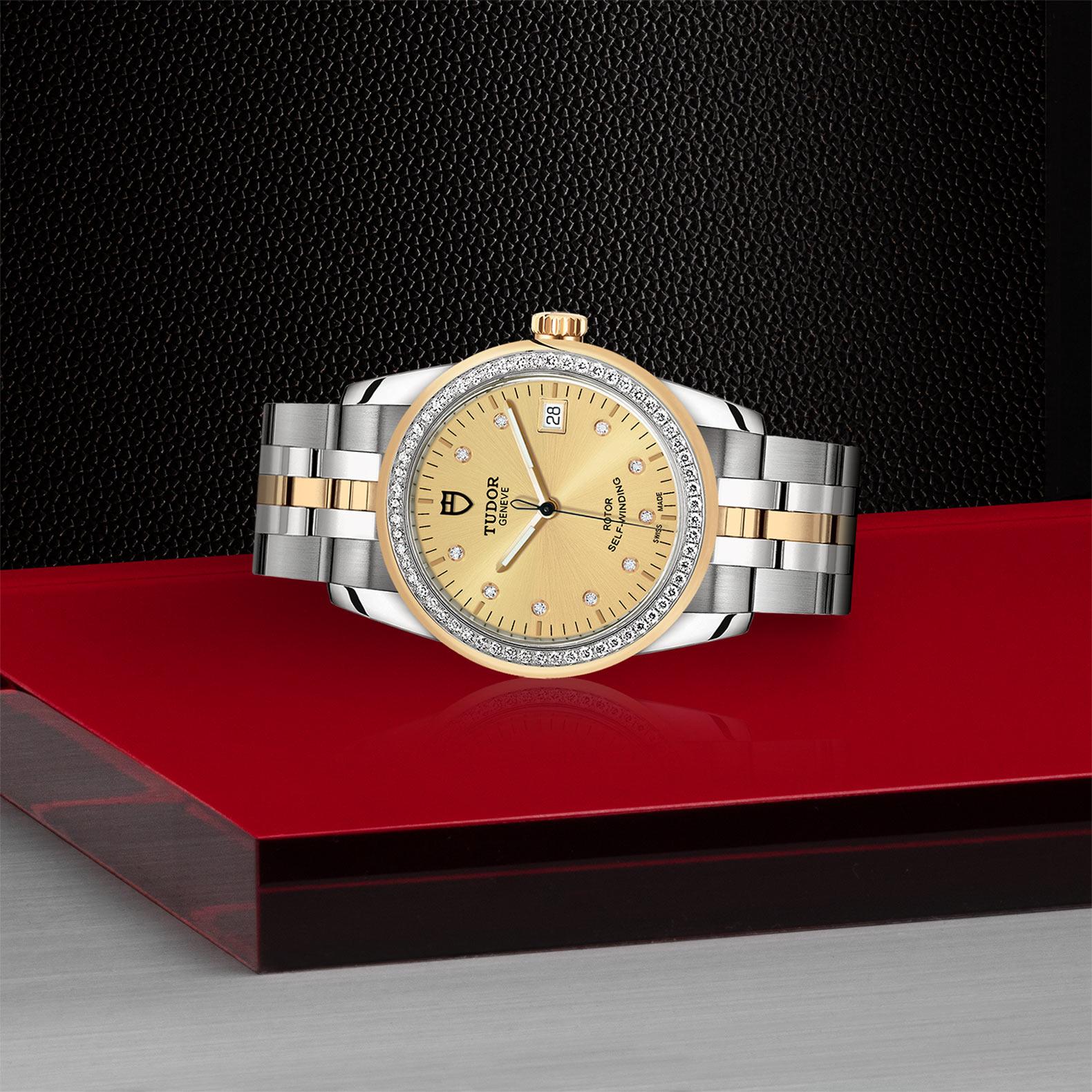 TUDOR Glamour Date - M55023-0026