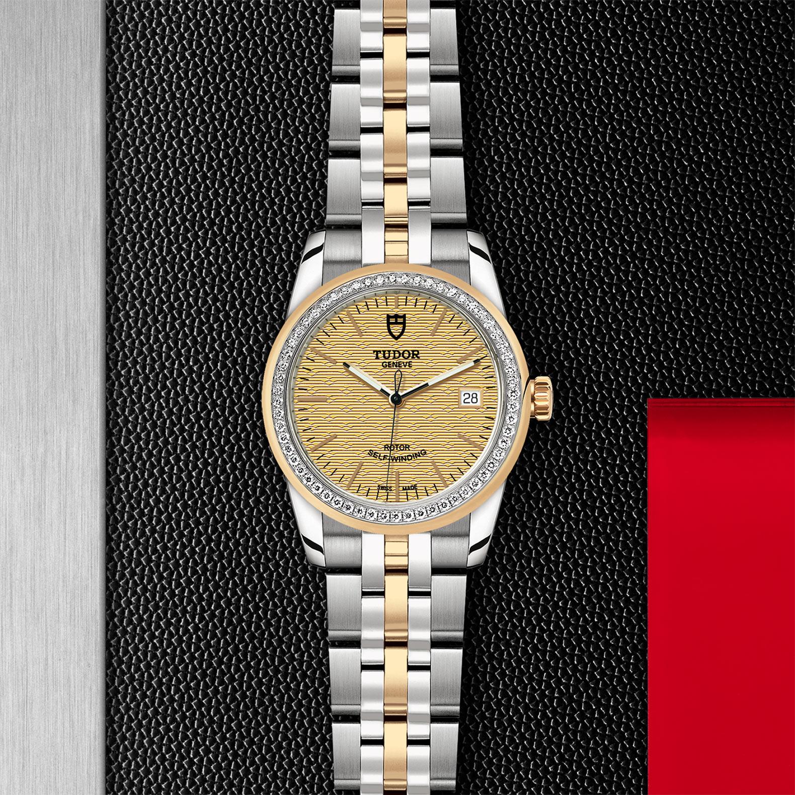 TUDOR Glamour Date - M55023-0027