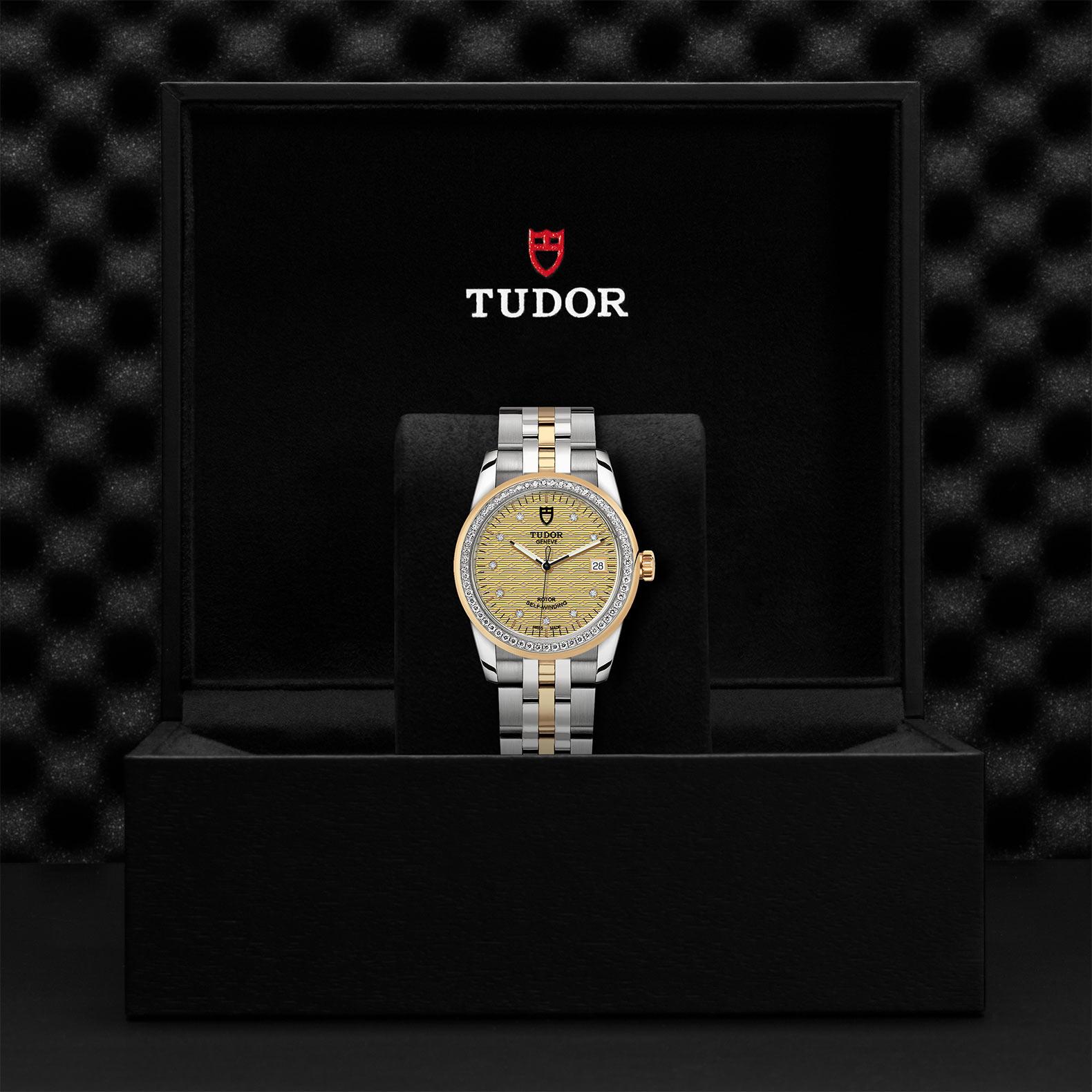 TUDOR Glamour Date - M55023-0028