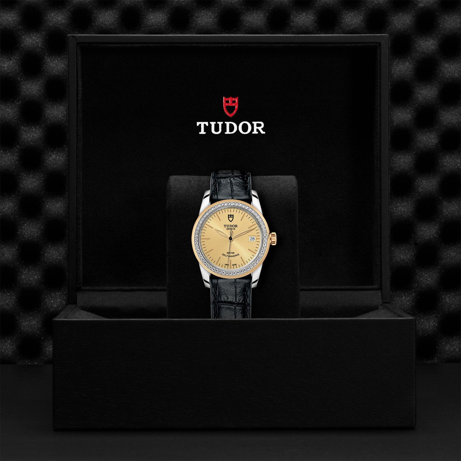 TUDOR Glamour Date - M55023-0049
