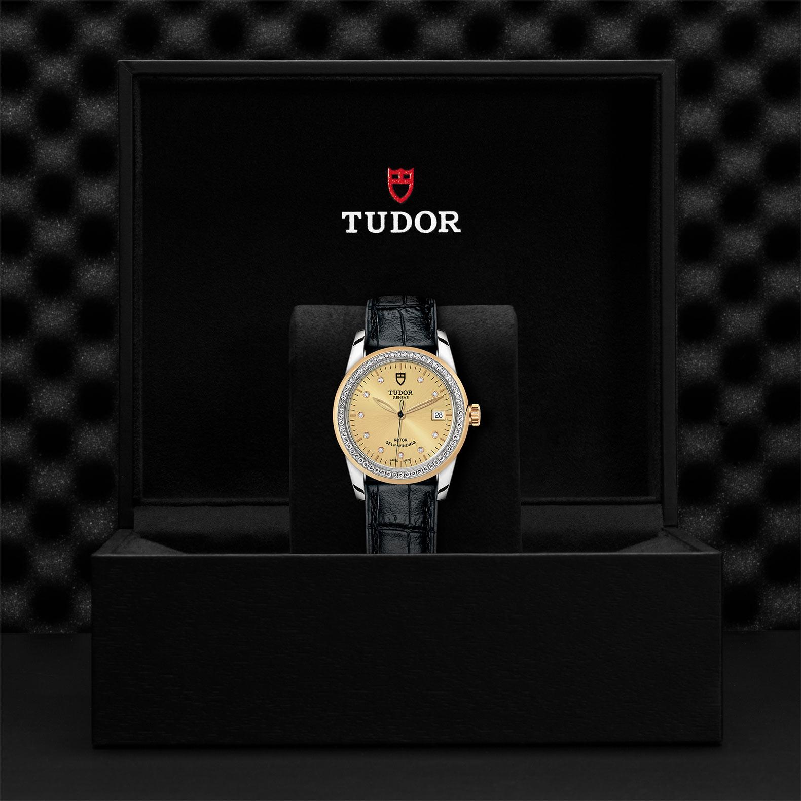 TUDOR Glamour Date - M55023-0050