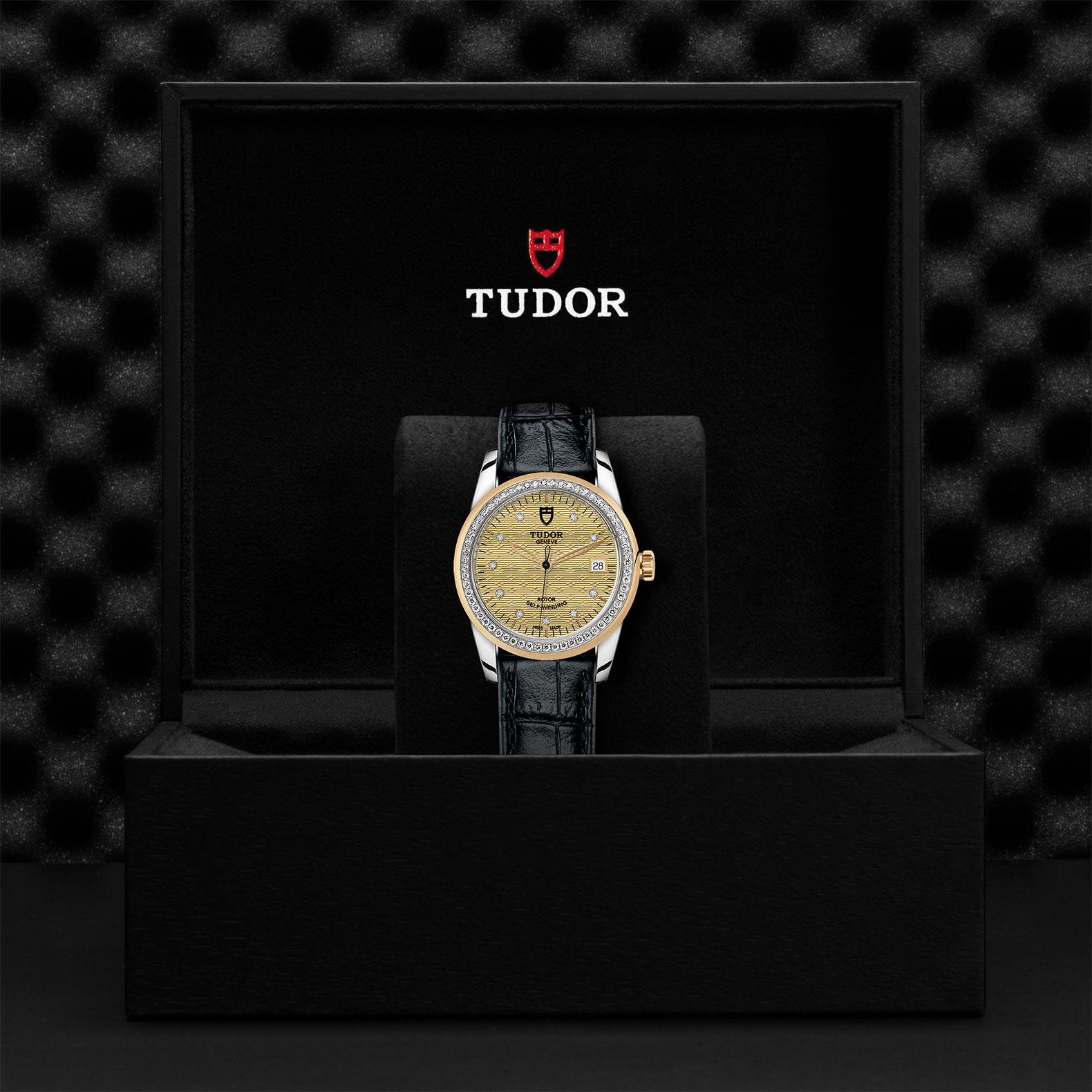 TUDOR Glamour Date - M55023-0052