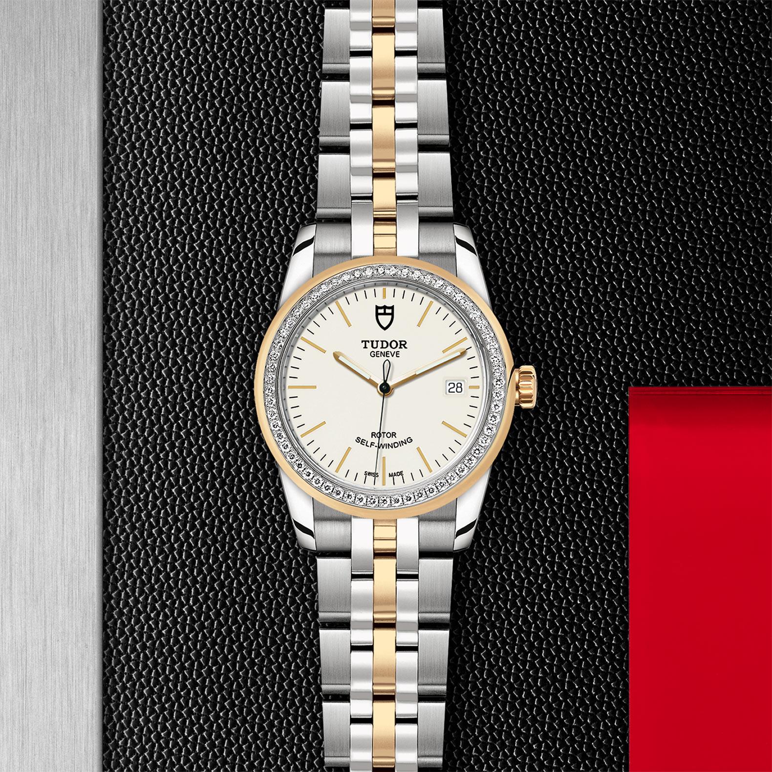 TUDOR Glamour Date - M55023-0081