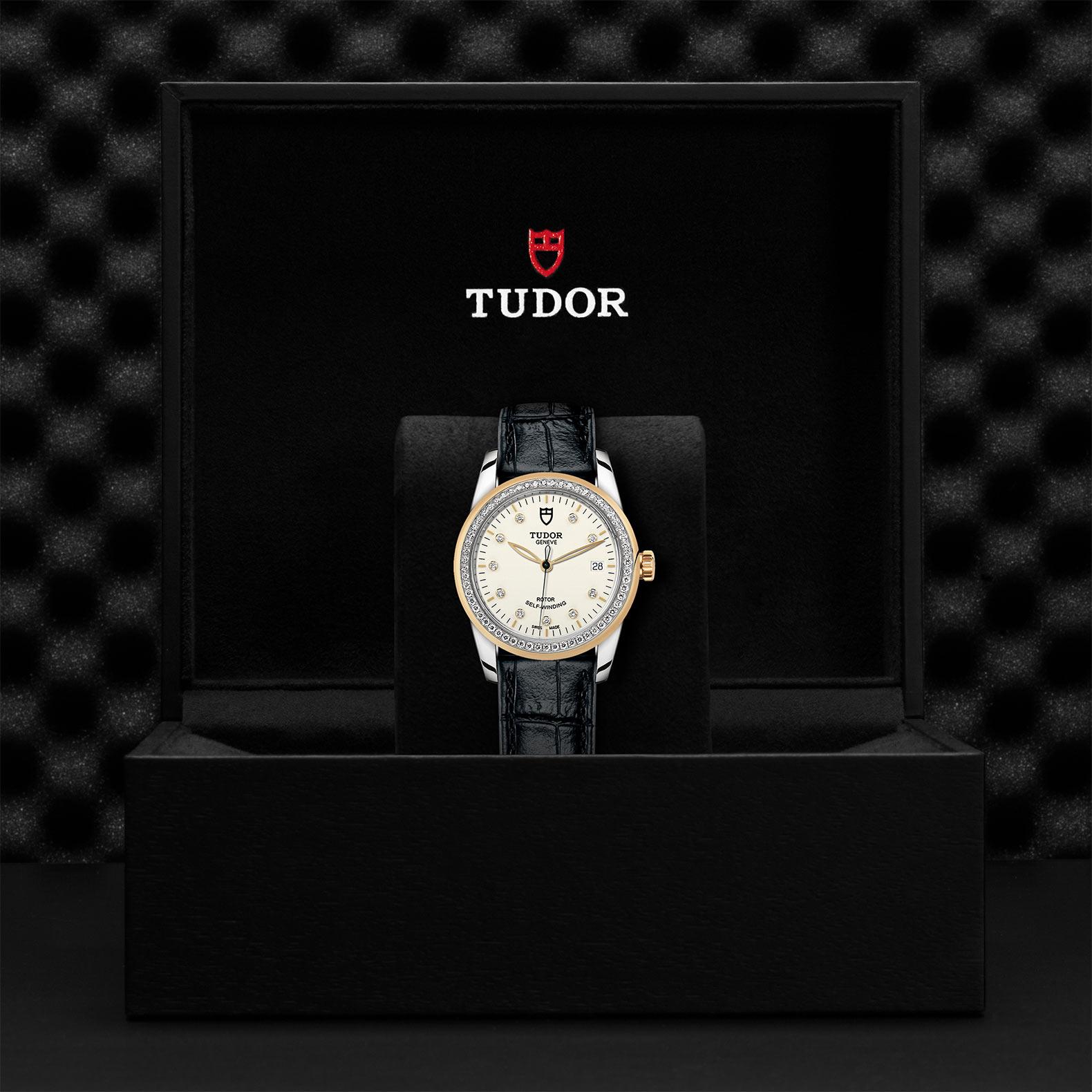 TUDOR Glamour Date - M55023-0094