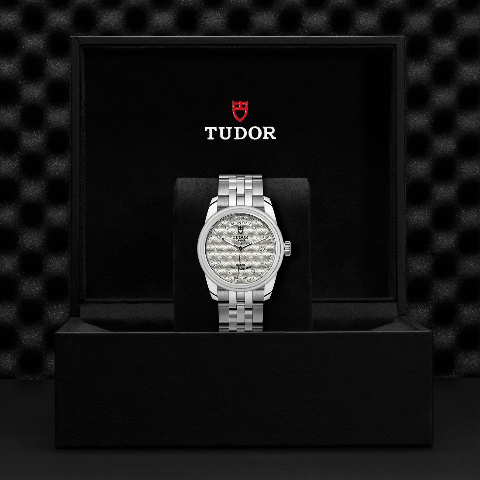 TUDOR Glamour Date+Day - M56000-0004