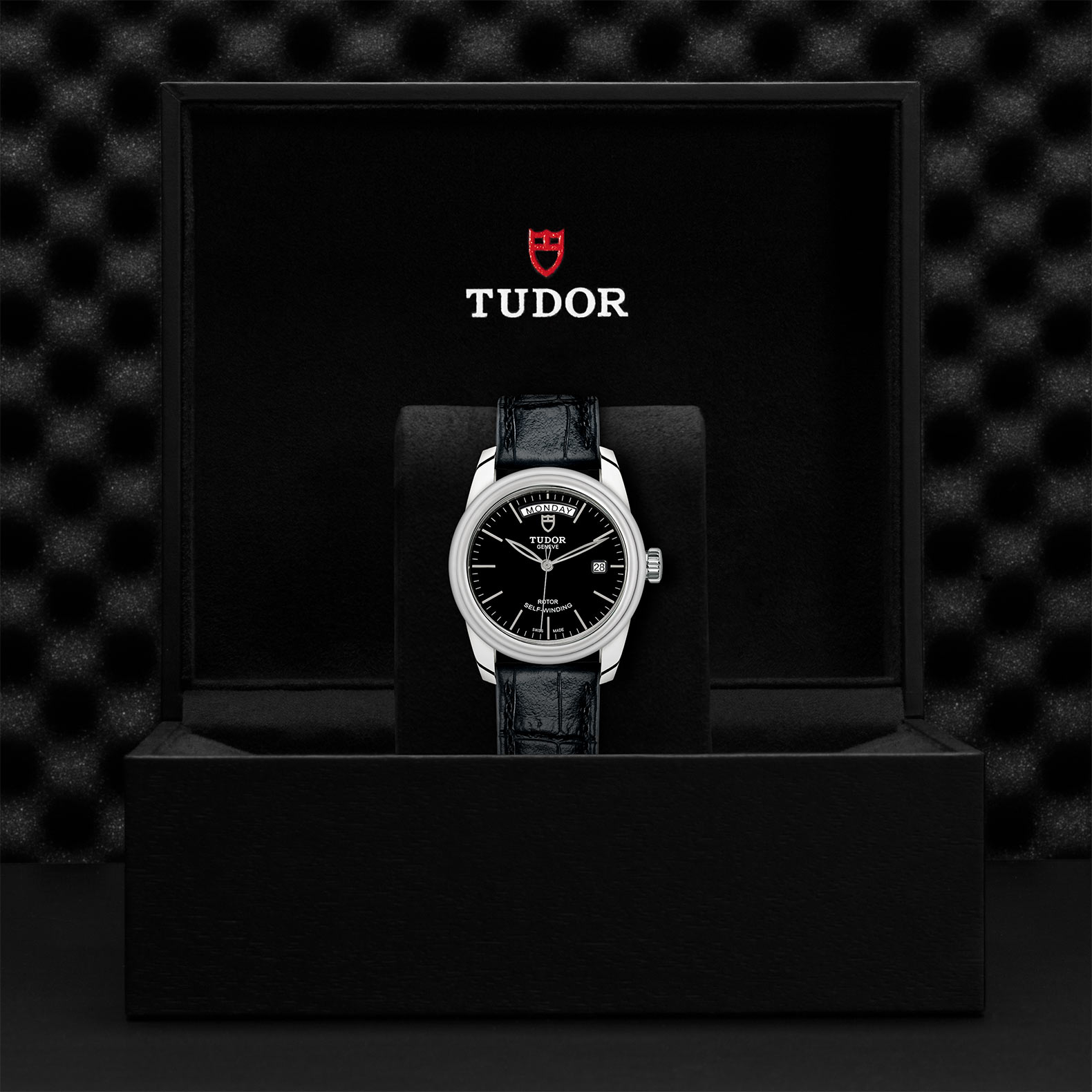 TUDOR Glamour Date+Day - M56000-0023