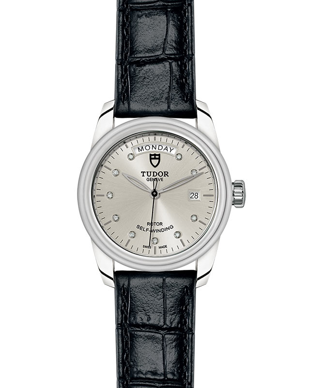 TUDOR Glamour Date+Day - M56000-0028