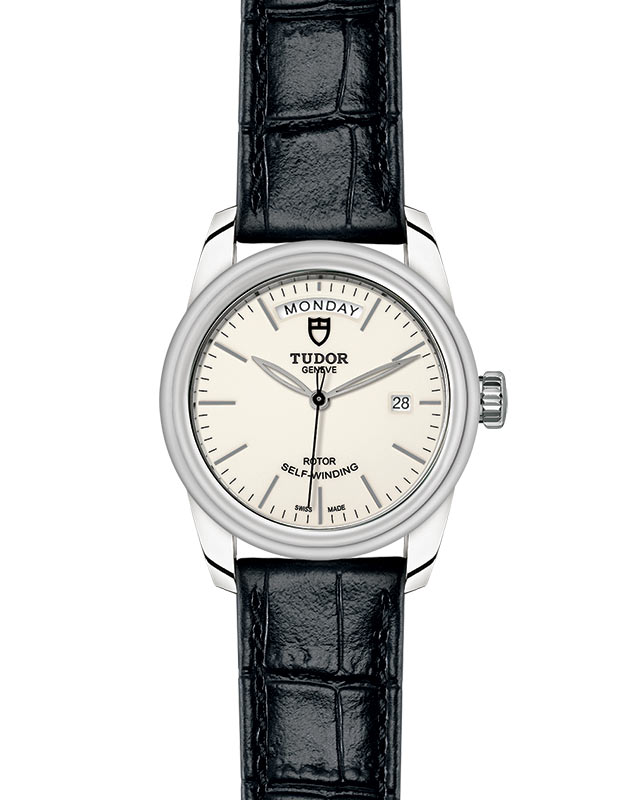 TUDOR Glamour Date+Day - M56000-0176