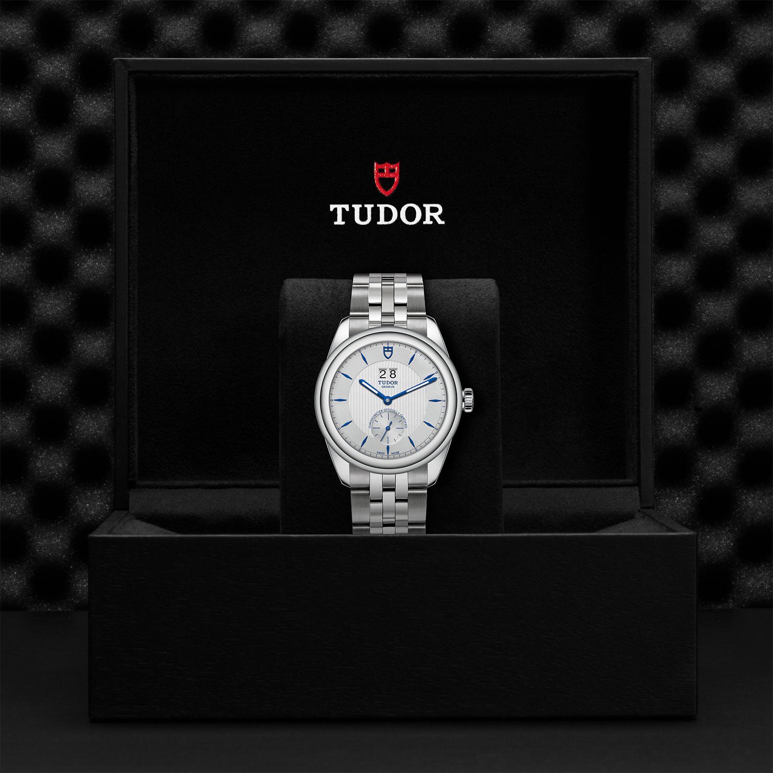 TUDOR Glamour Double Date - M57100-0001