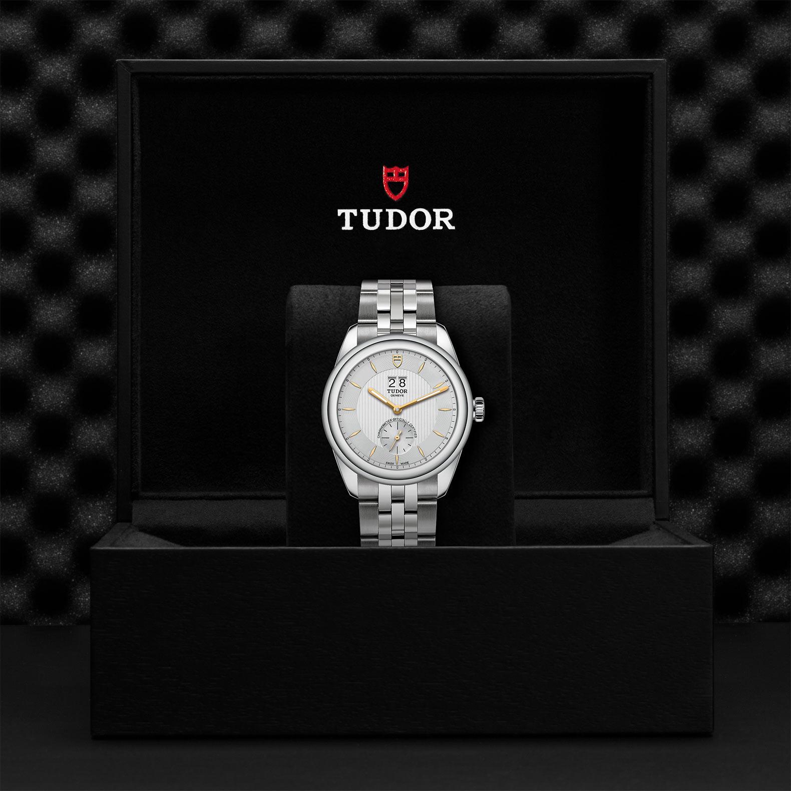 TUDOR Glamour Double Date - M57100-0002