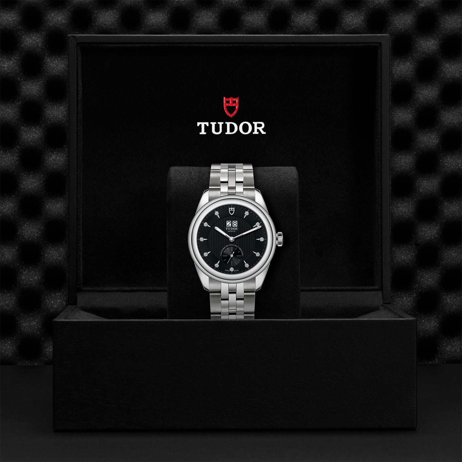 TUDOR Glamour Double Date - M57100-0004