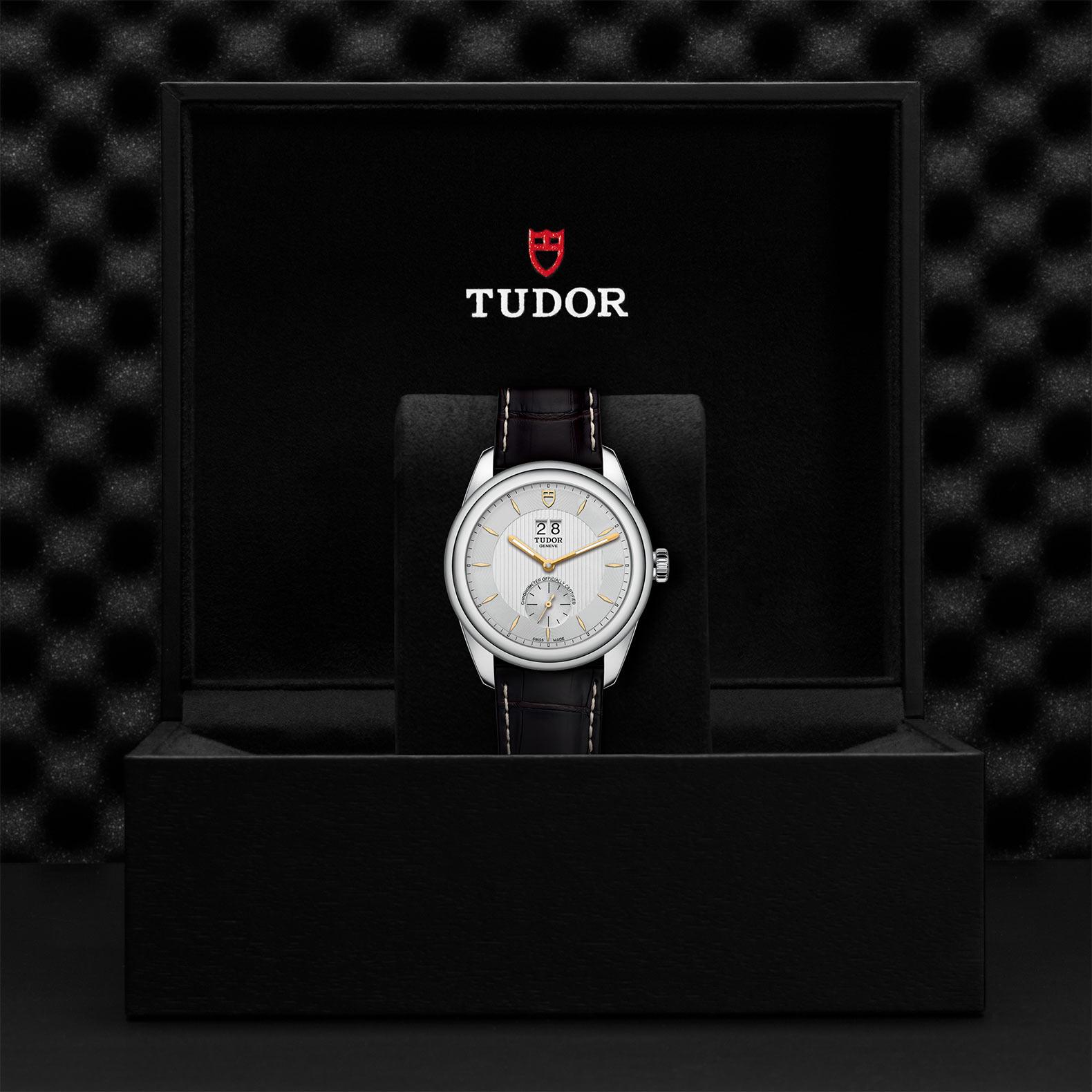 TUDOR Glamour Double Date - M57100-0017