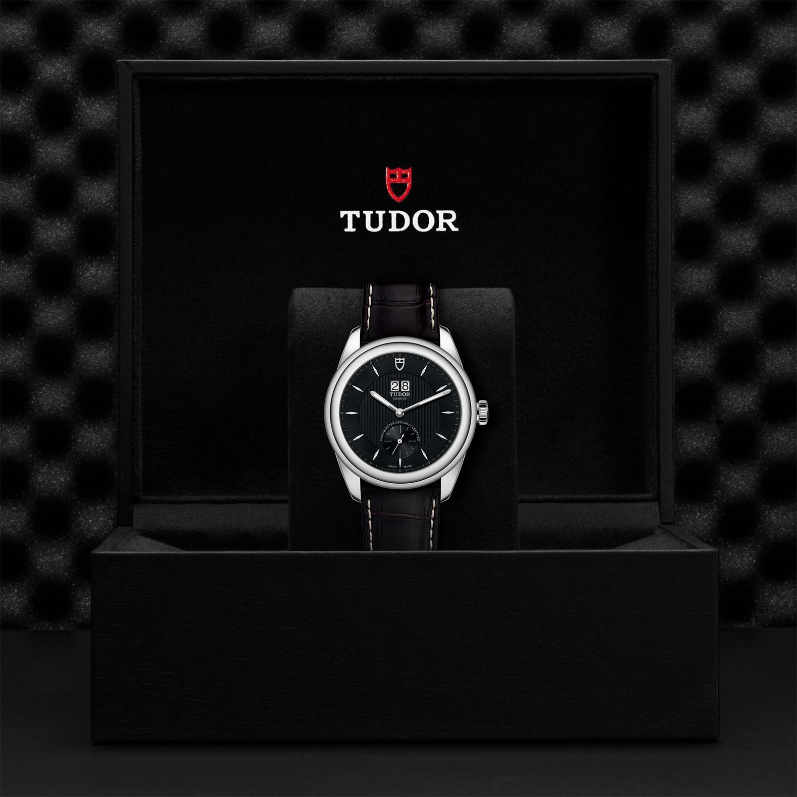TUDOR Glamour Double Date - M57100-0018