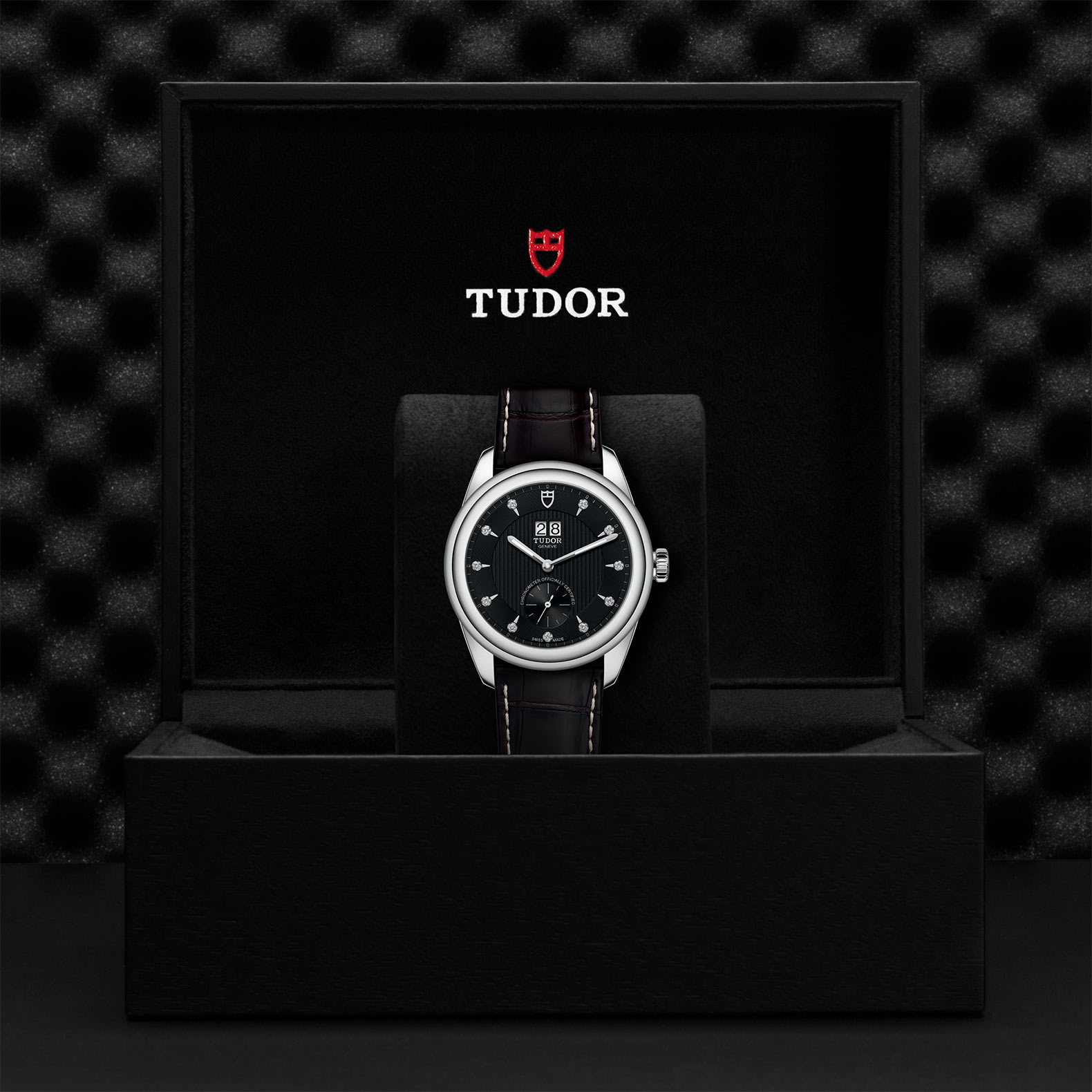 TUDOR Glamour Double Date - M57100-0019