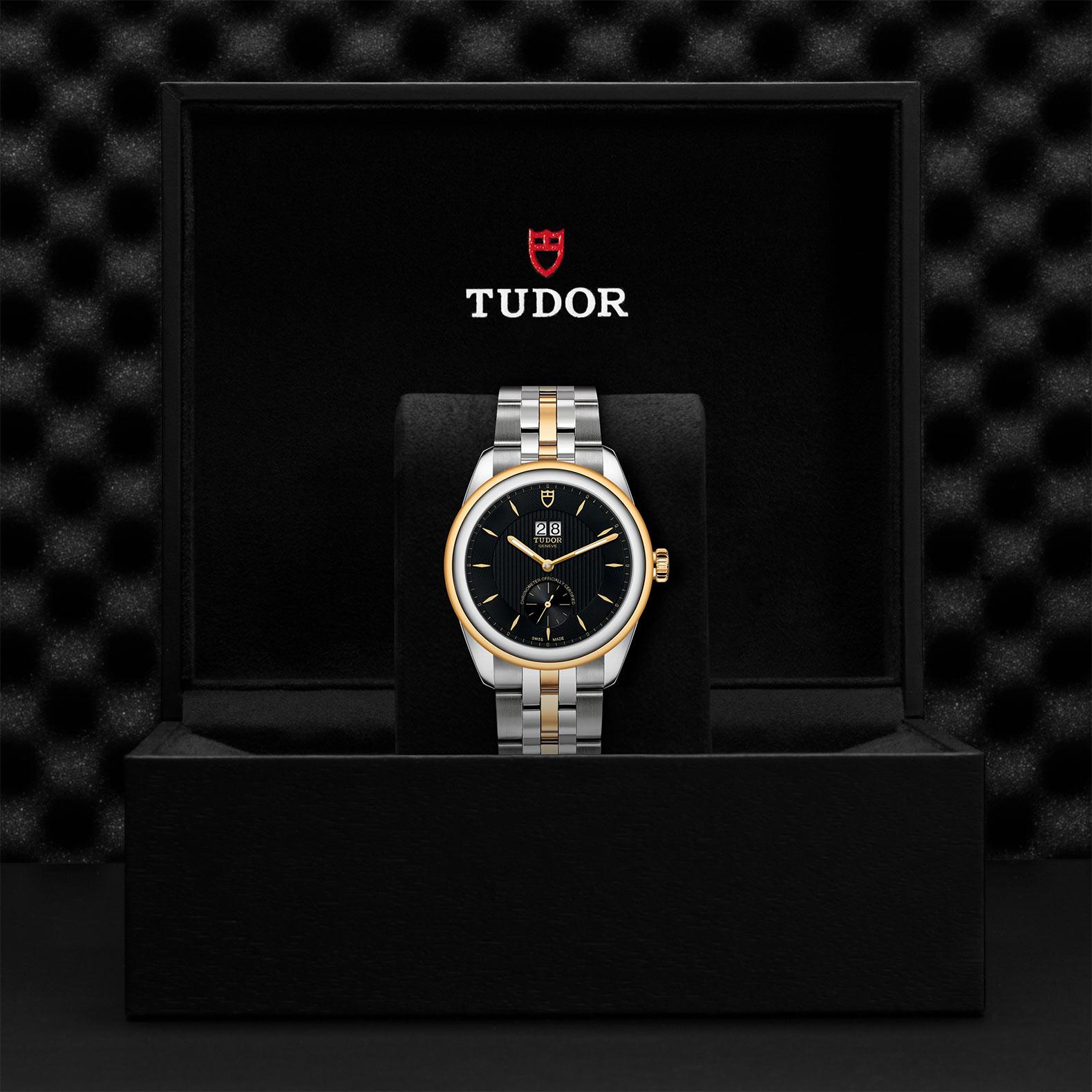 TUDOR Glamour Double Date - M57103-0002