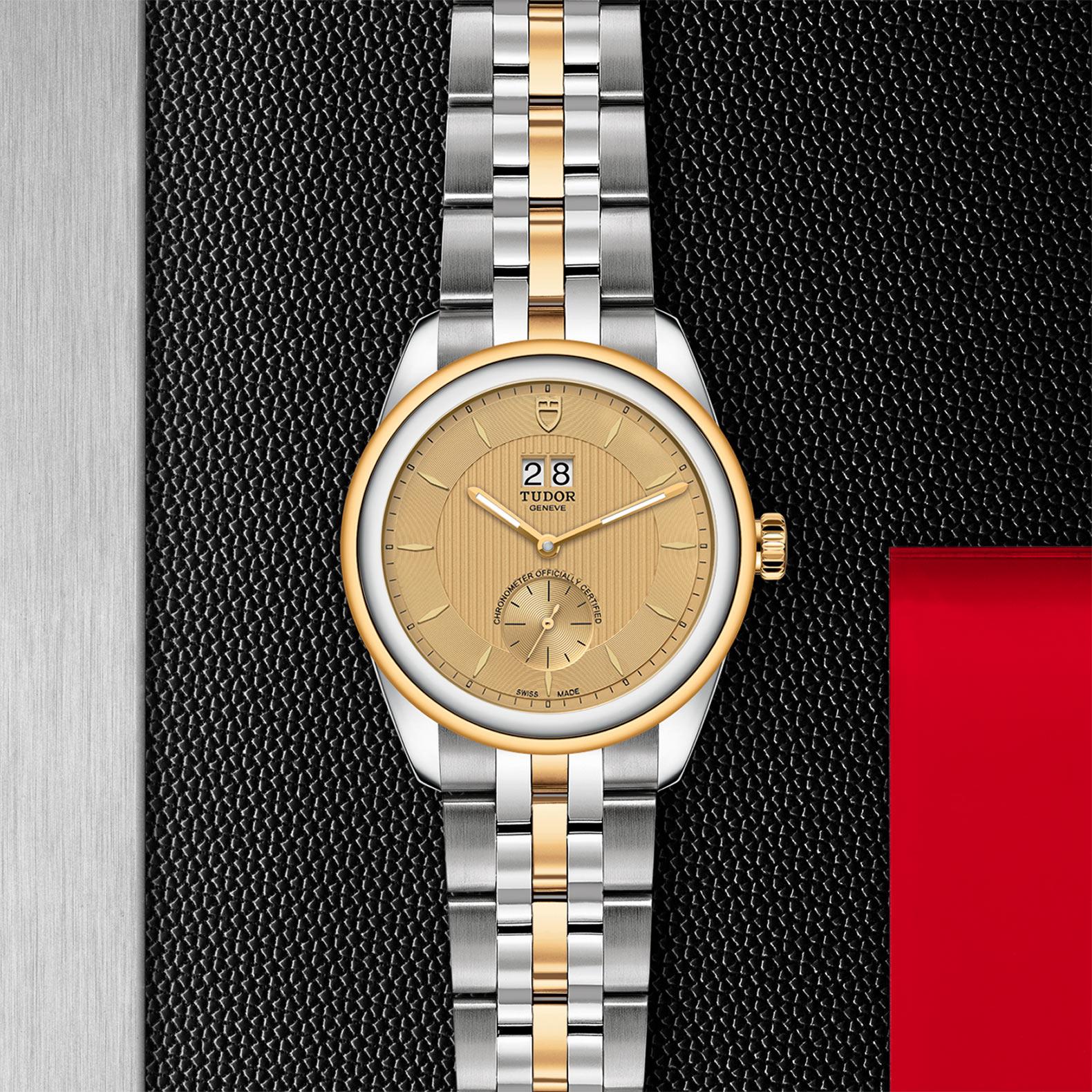 TUDOR Glamour Double Date - M57103-0003