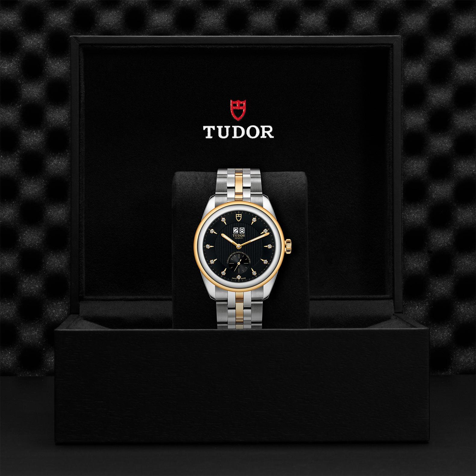 TUDOR Glamour Double Date - M57103-0004