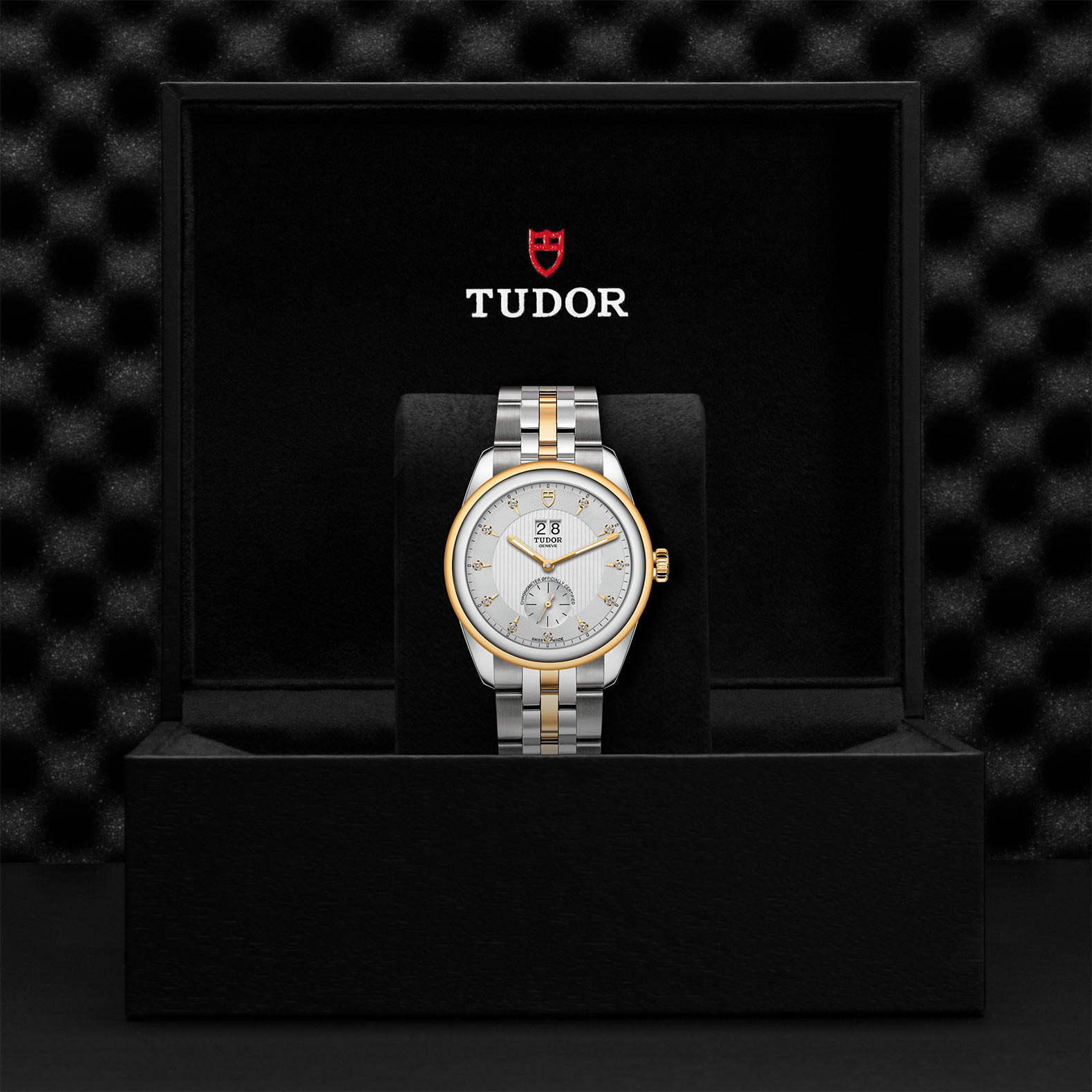 TUDOR Glamour Double Date - M57103-0005
