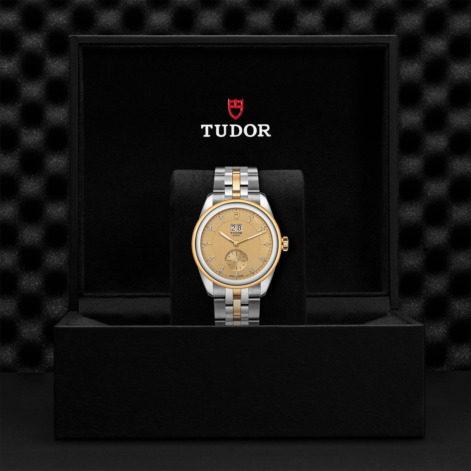 TUDOR Glamour Double Date - M57103-0006