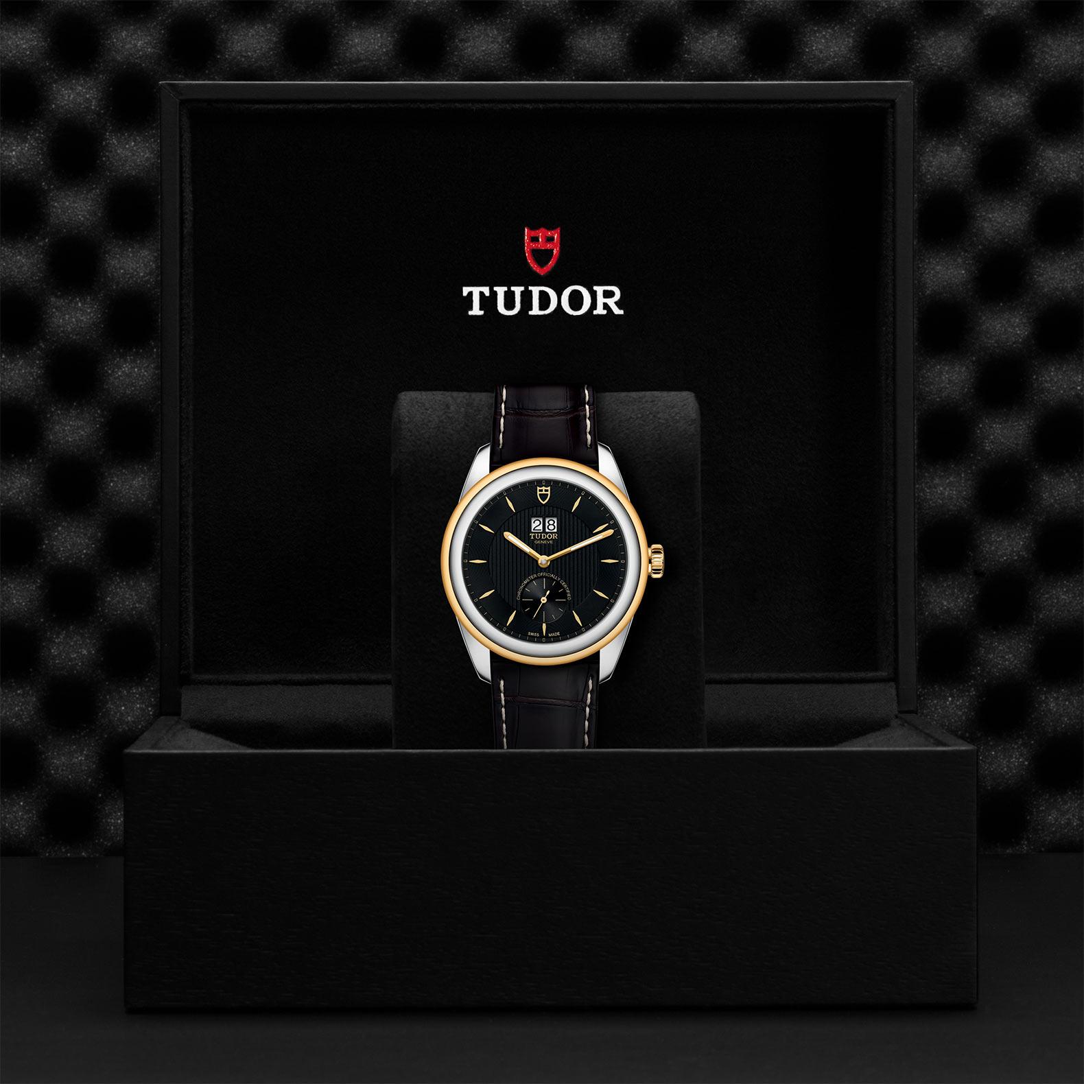 TUDOR Glamour Double Date - M57103-0020