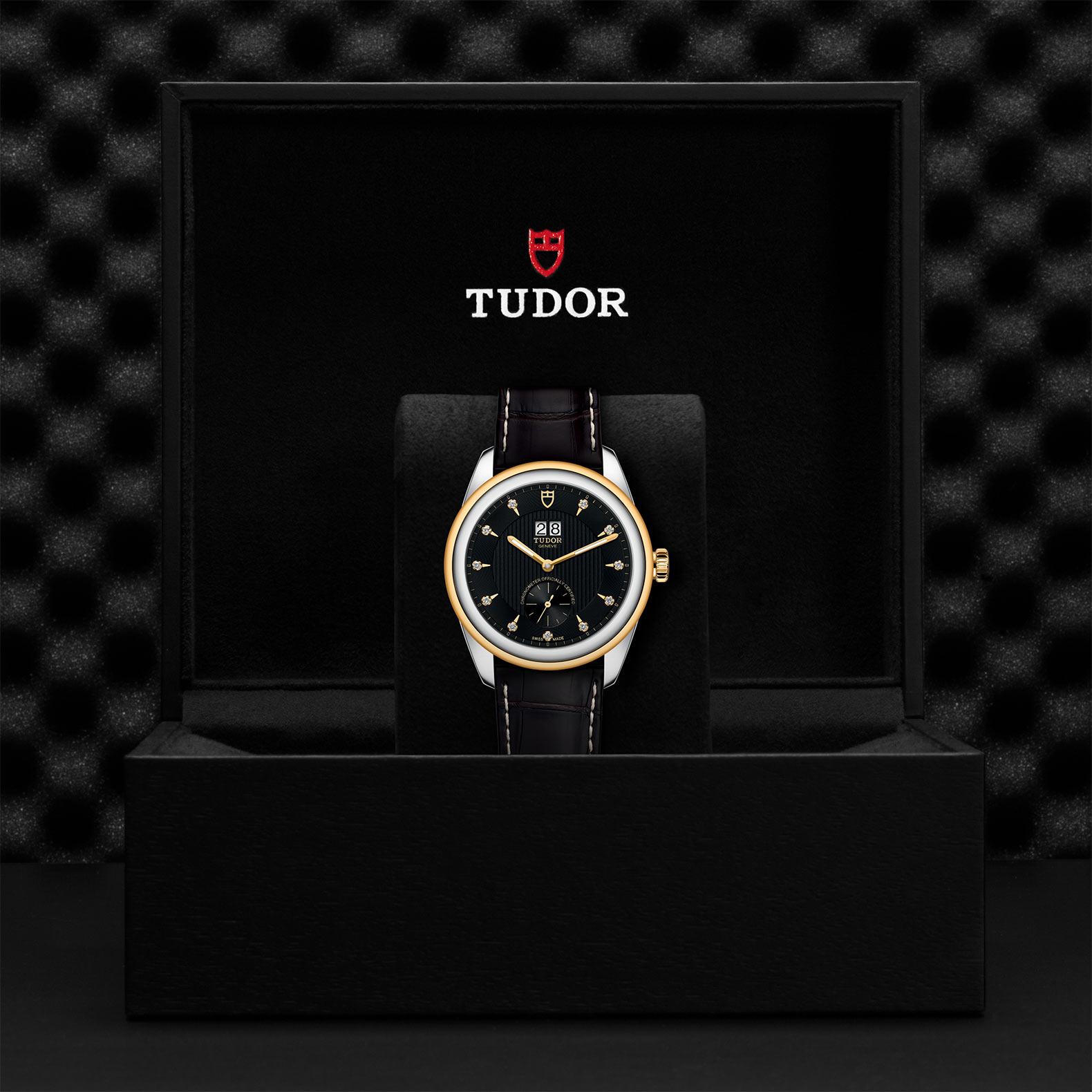 TUDOR Glamour Double Date - M57103-0022
