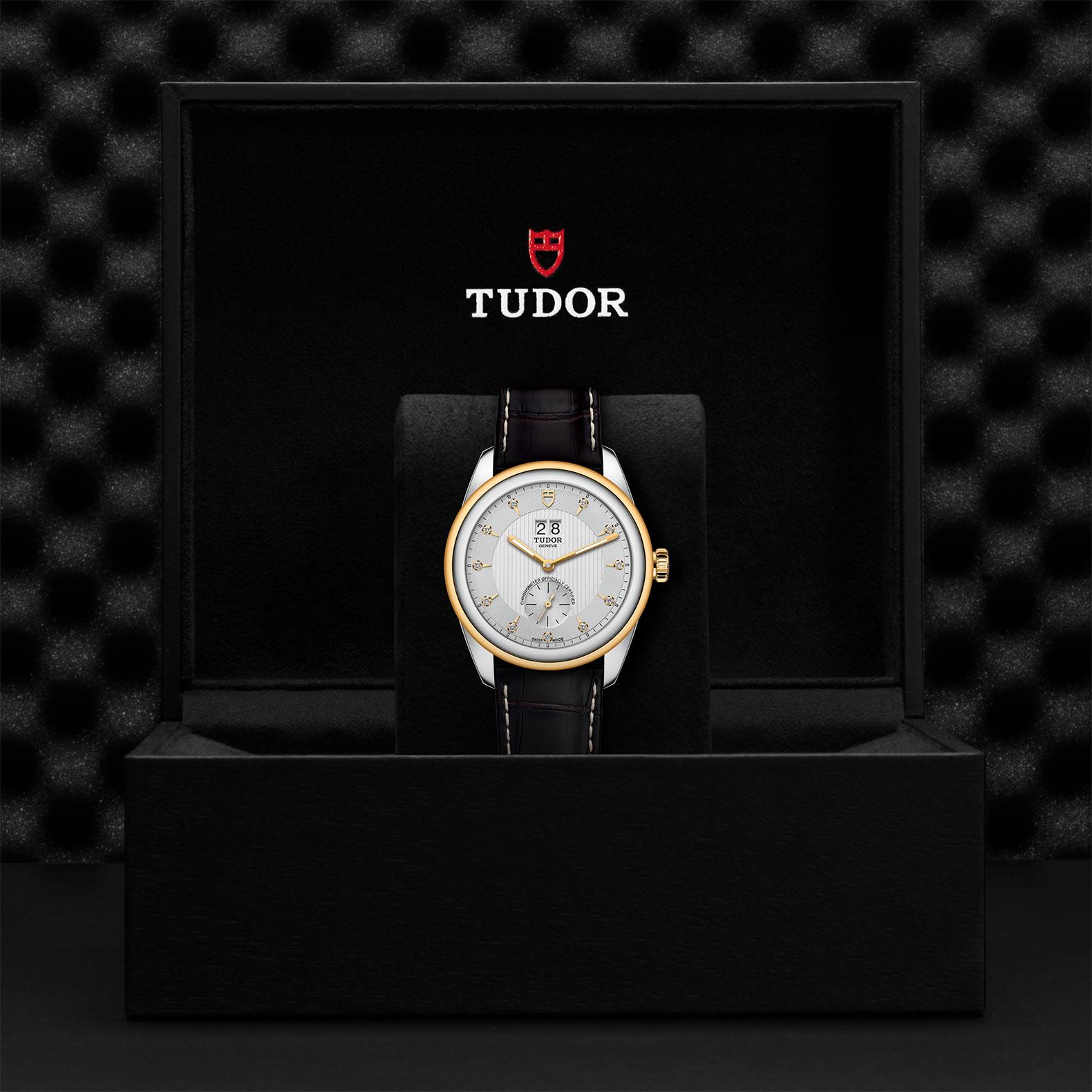 TUDOR Glamour Double Date - M57103-0023