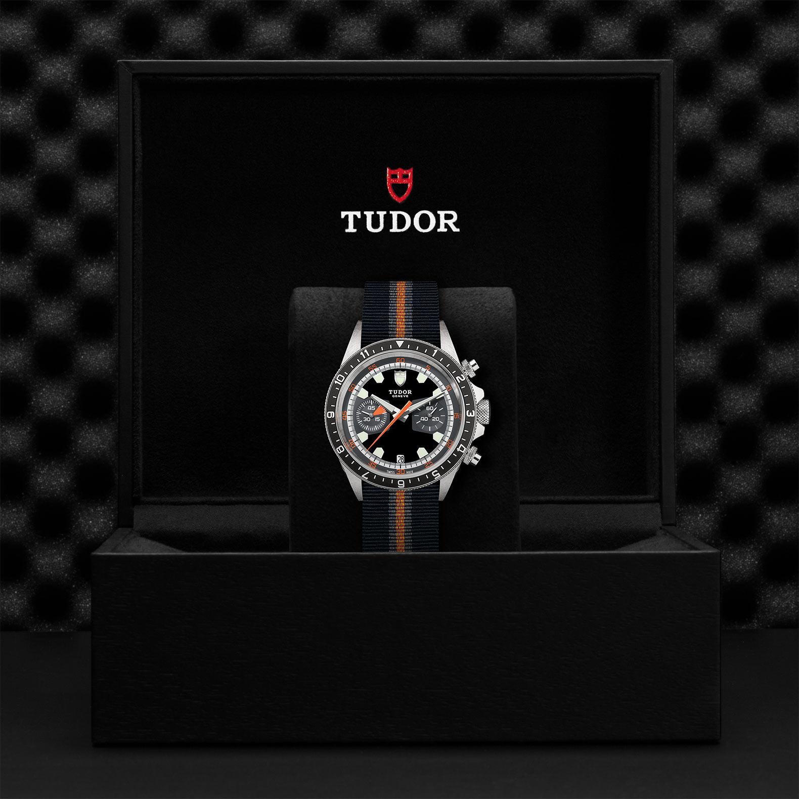 TUDOR Heritage Chrono - M70330N-0003
