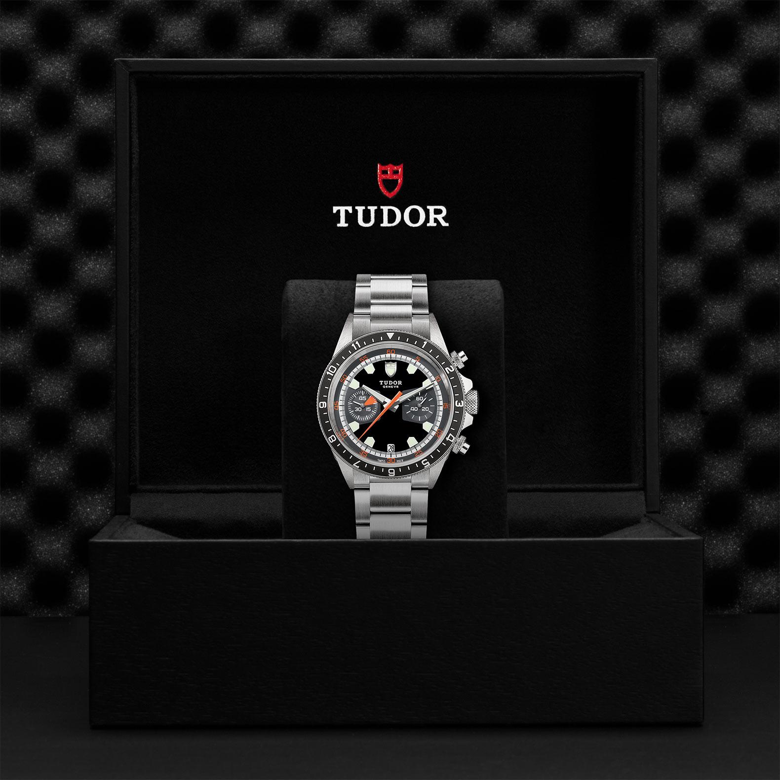 TUDOR Heritage Chrono - M70330N-0005