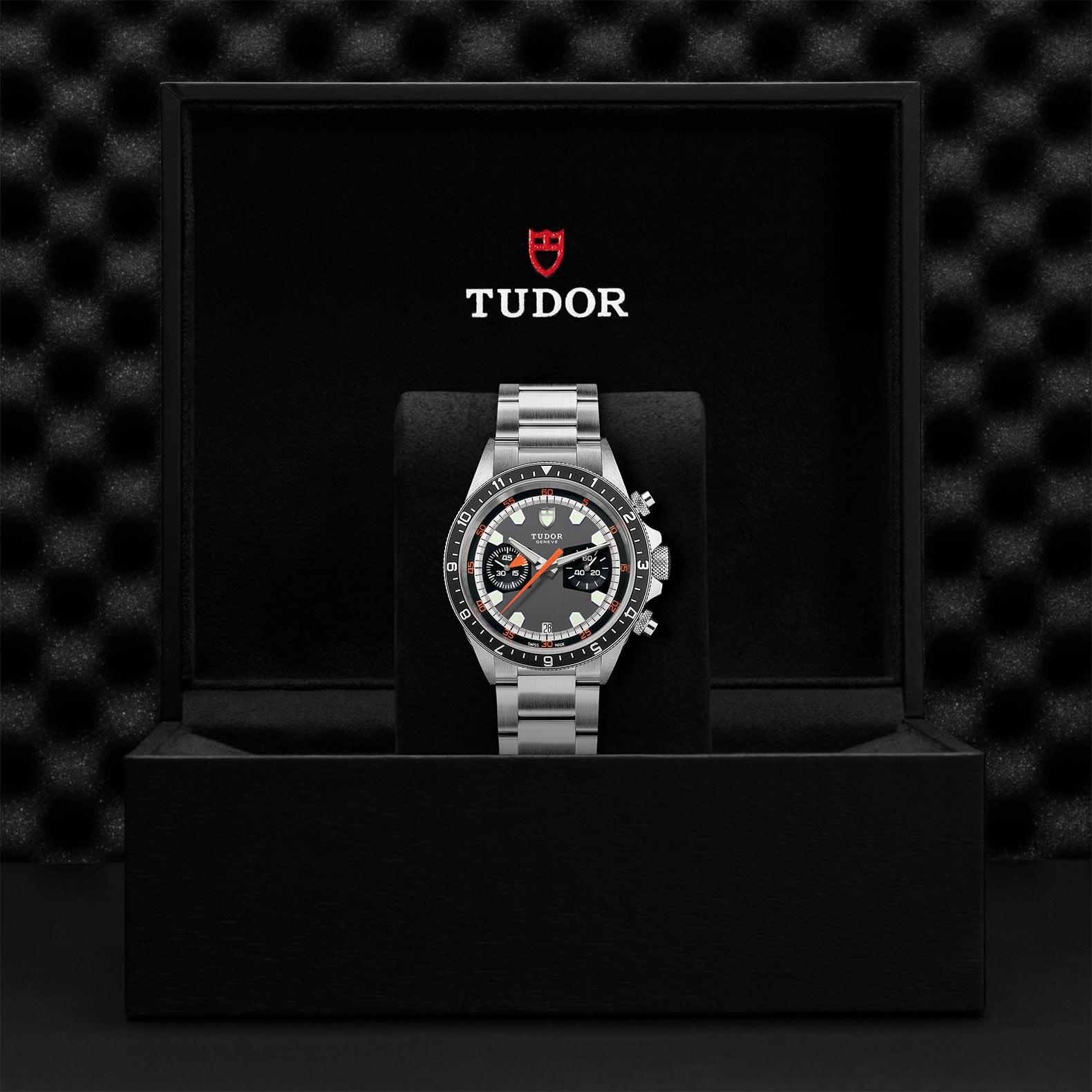 TUDOR Heritage Chrono - M70330N-0006