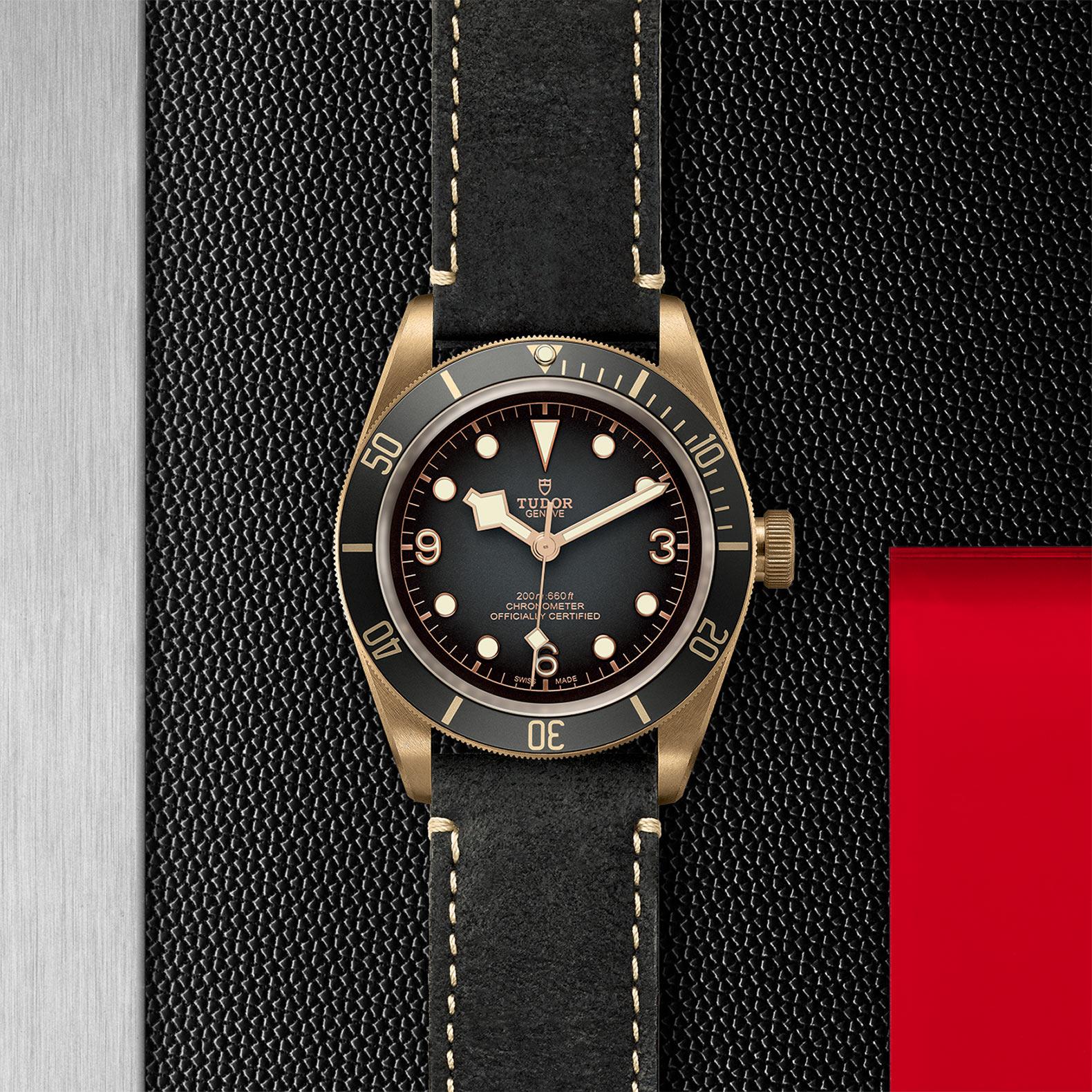 TUDOR Black Bay Bronze - M79250BA-0001
