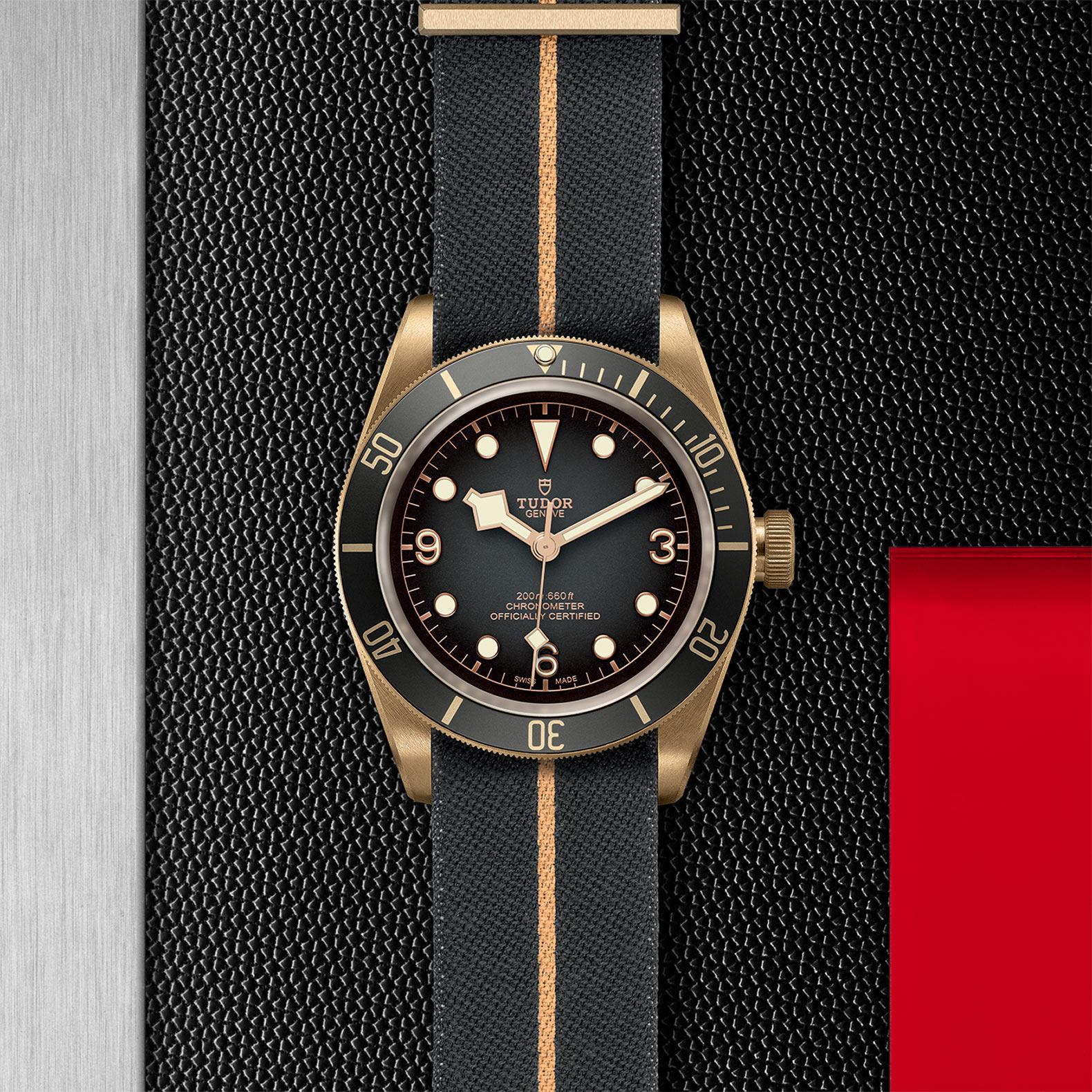 TUDOR Black Bay Bronze - M79250BA-0002