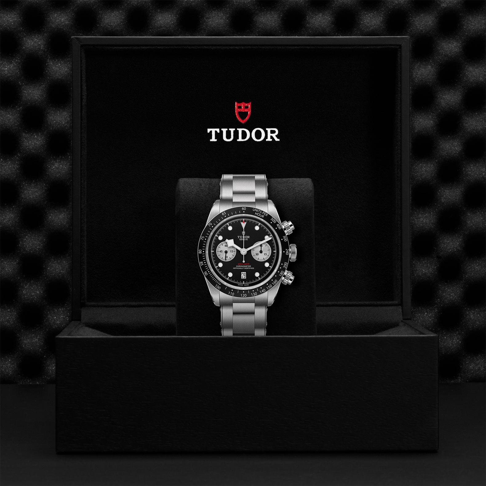 TUDOR Black Bay Chrono - M79360N-0001