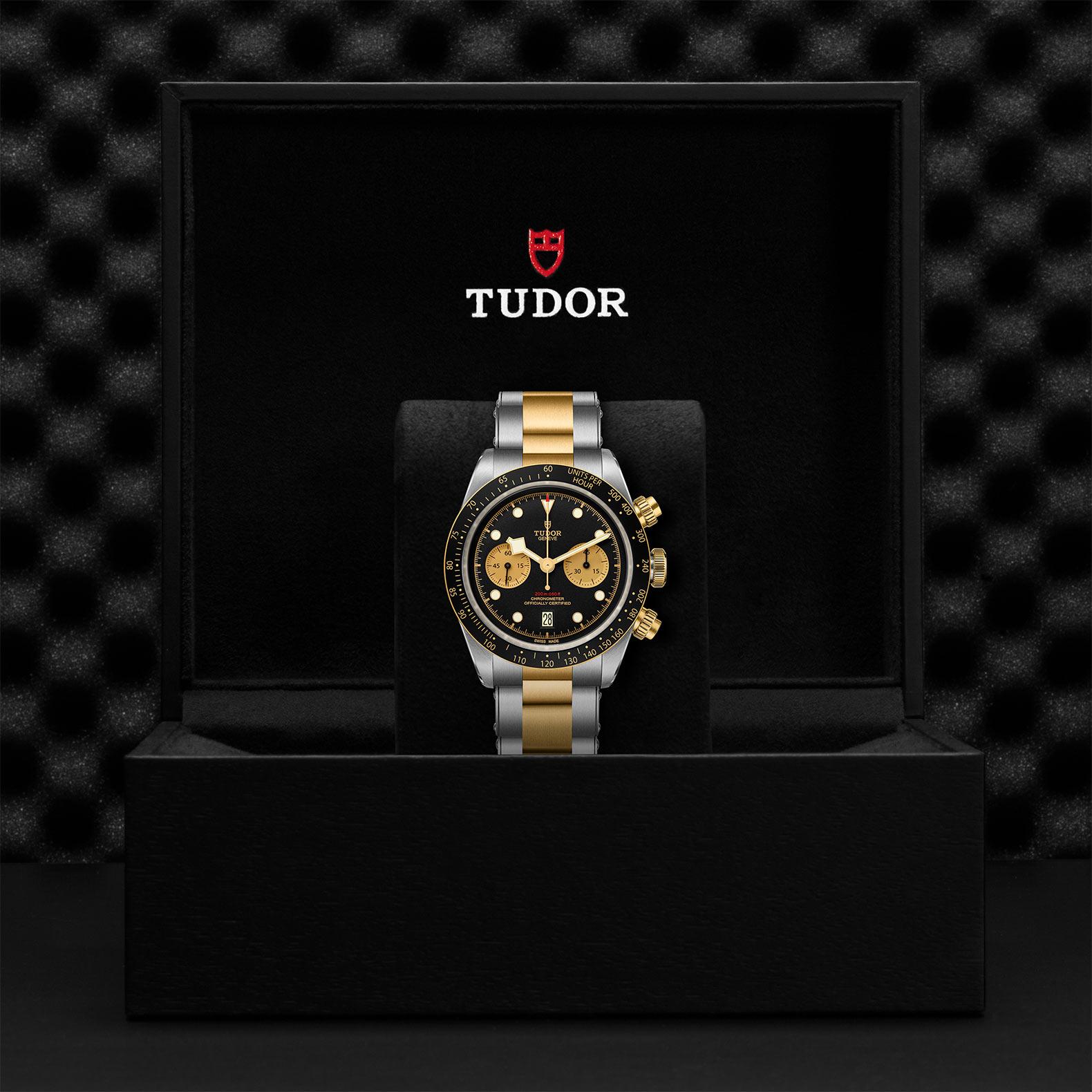 TUDOR Black Bay Chrono S&G - M79363N-0001