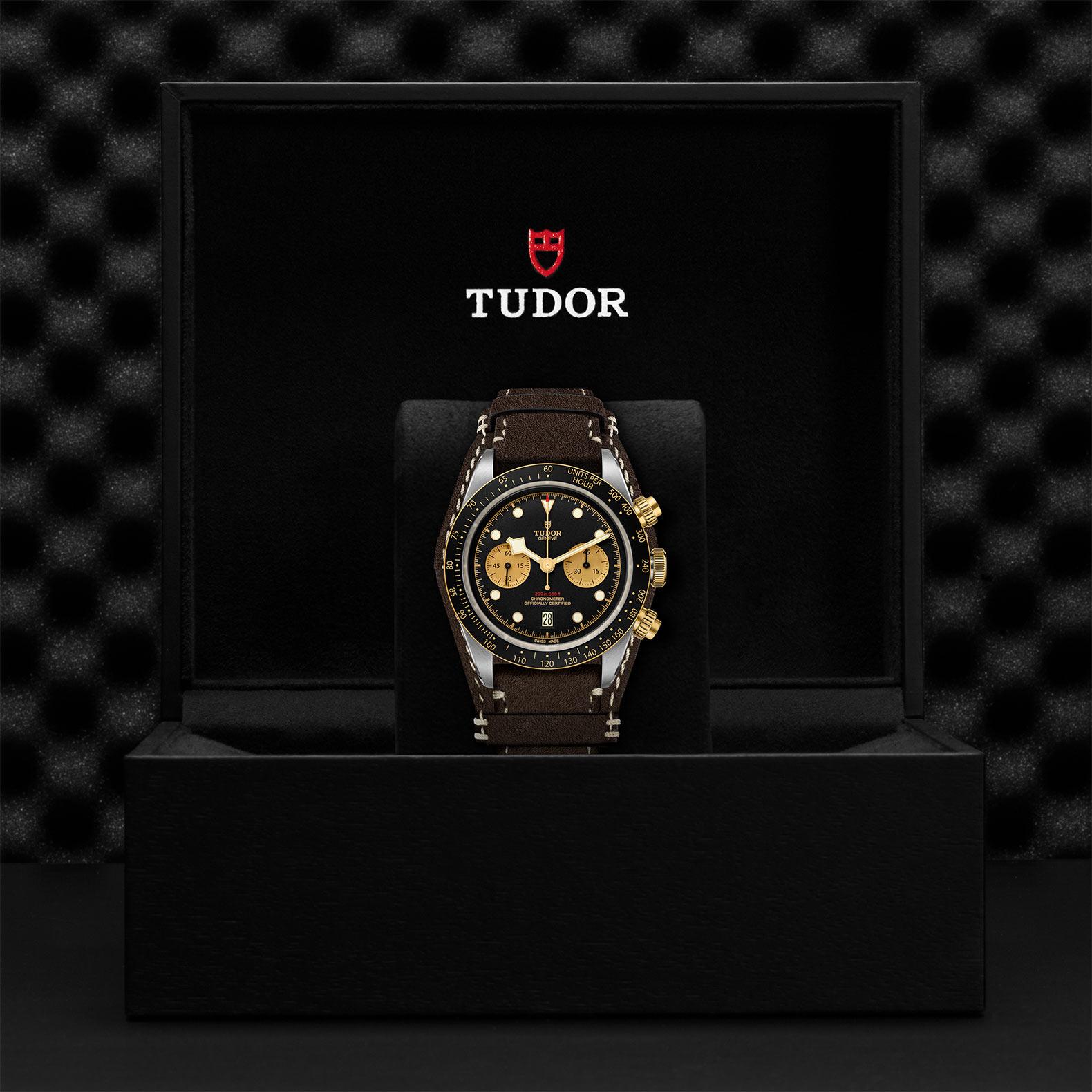 TUDOR Black Bay Chrono S&G - M79363N-0002