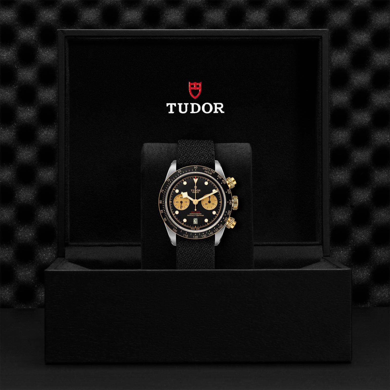 TUDOR Black Bay Chrono S&G - M79363N-0003