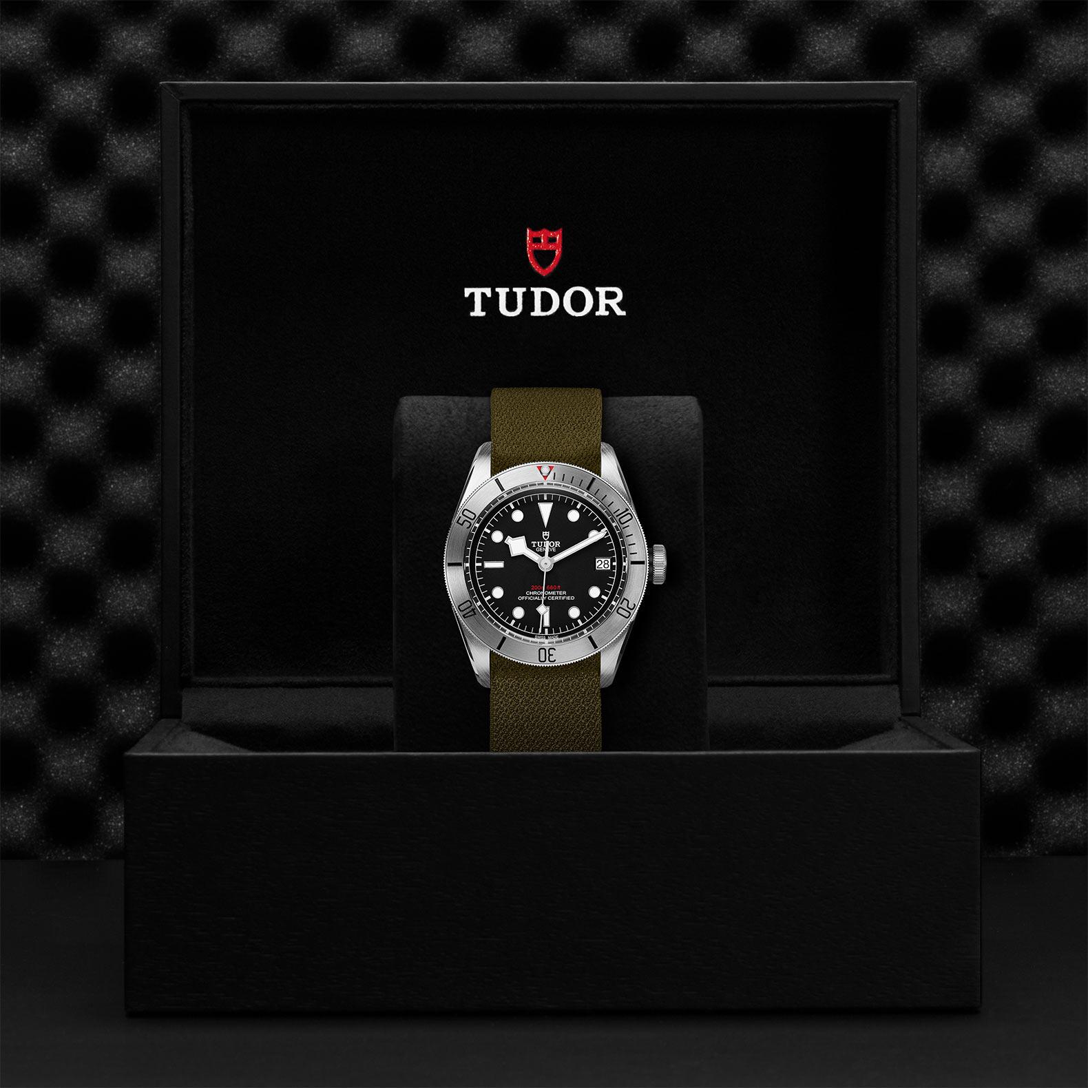 TUDOR Black Bay Steel - M79730-0004