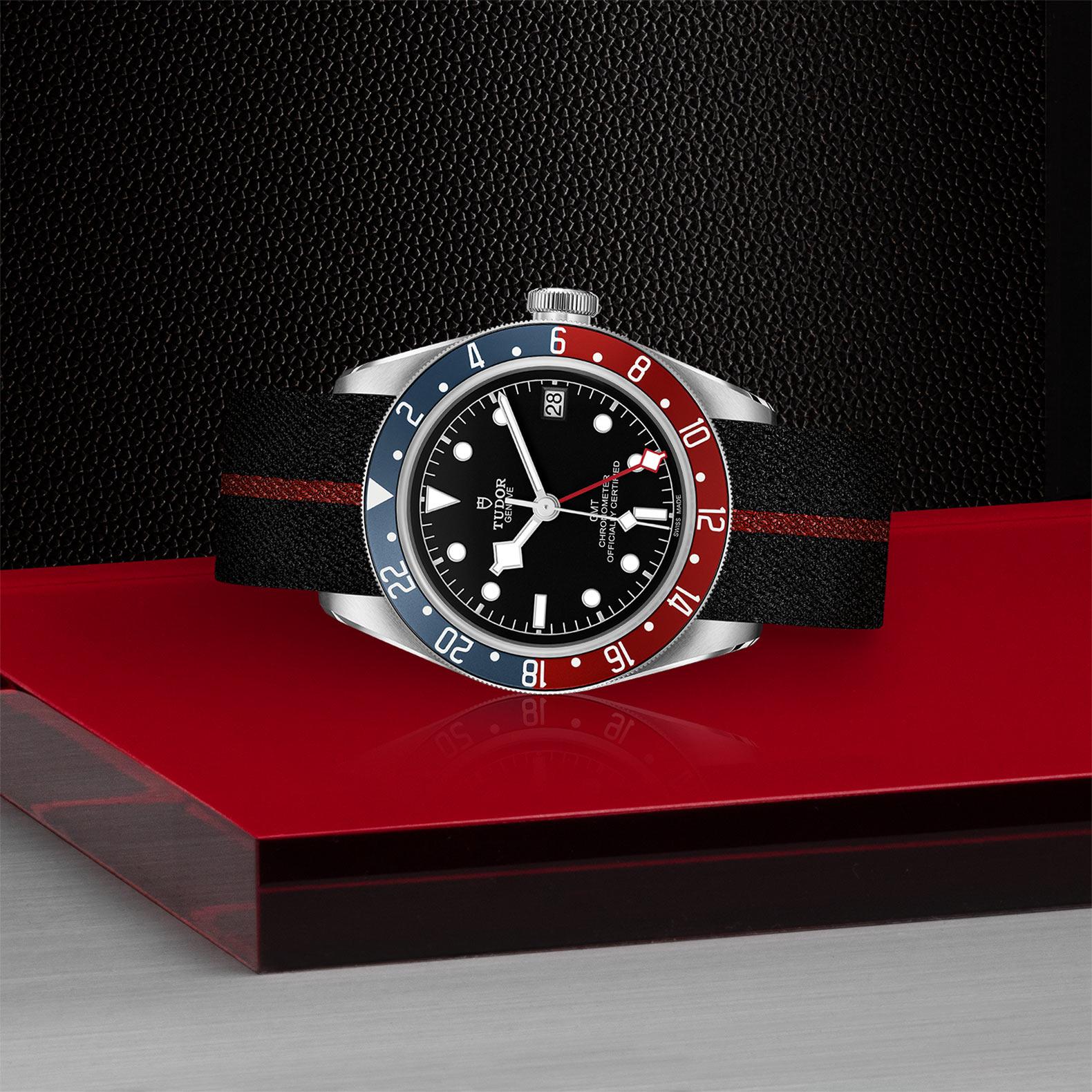 TUDOR Black Bay GMT - M79830RB-0003