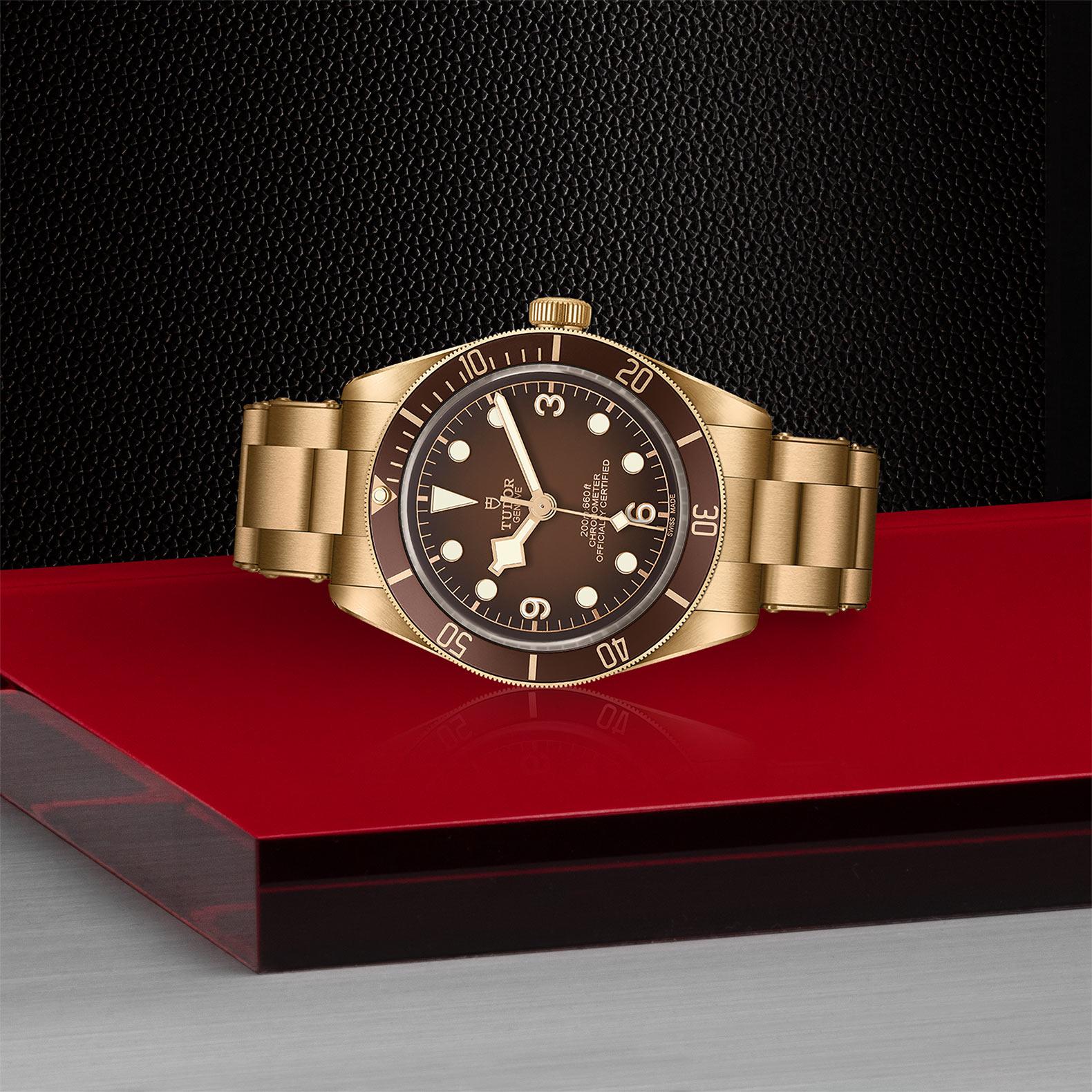 TUDOR Black Bay Fifty-Eight Bronze - M79012M-0001